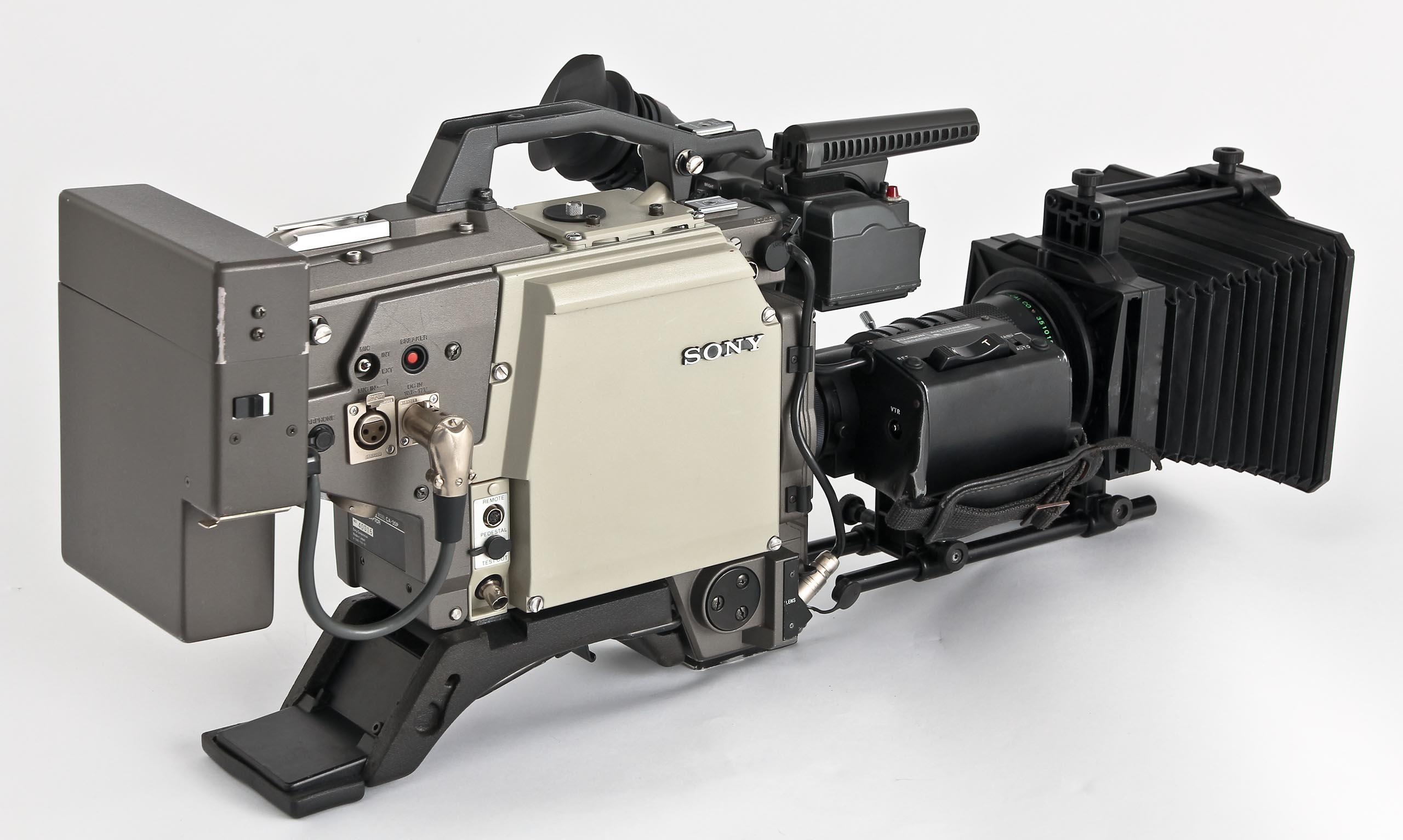 Sony BVP-30P - 6