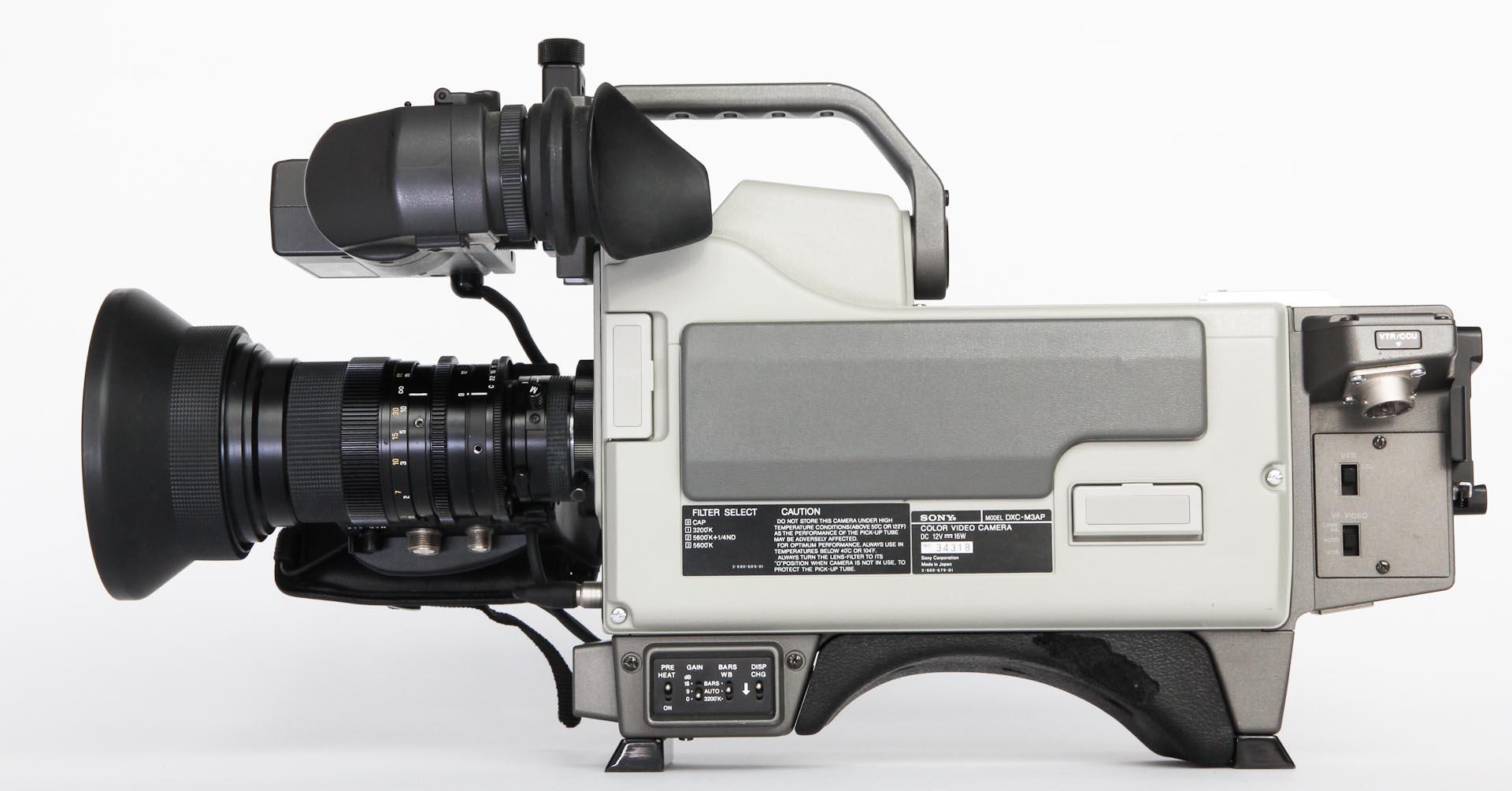 Sony DXC - M3AP