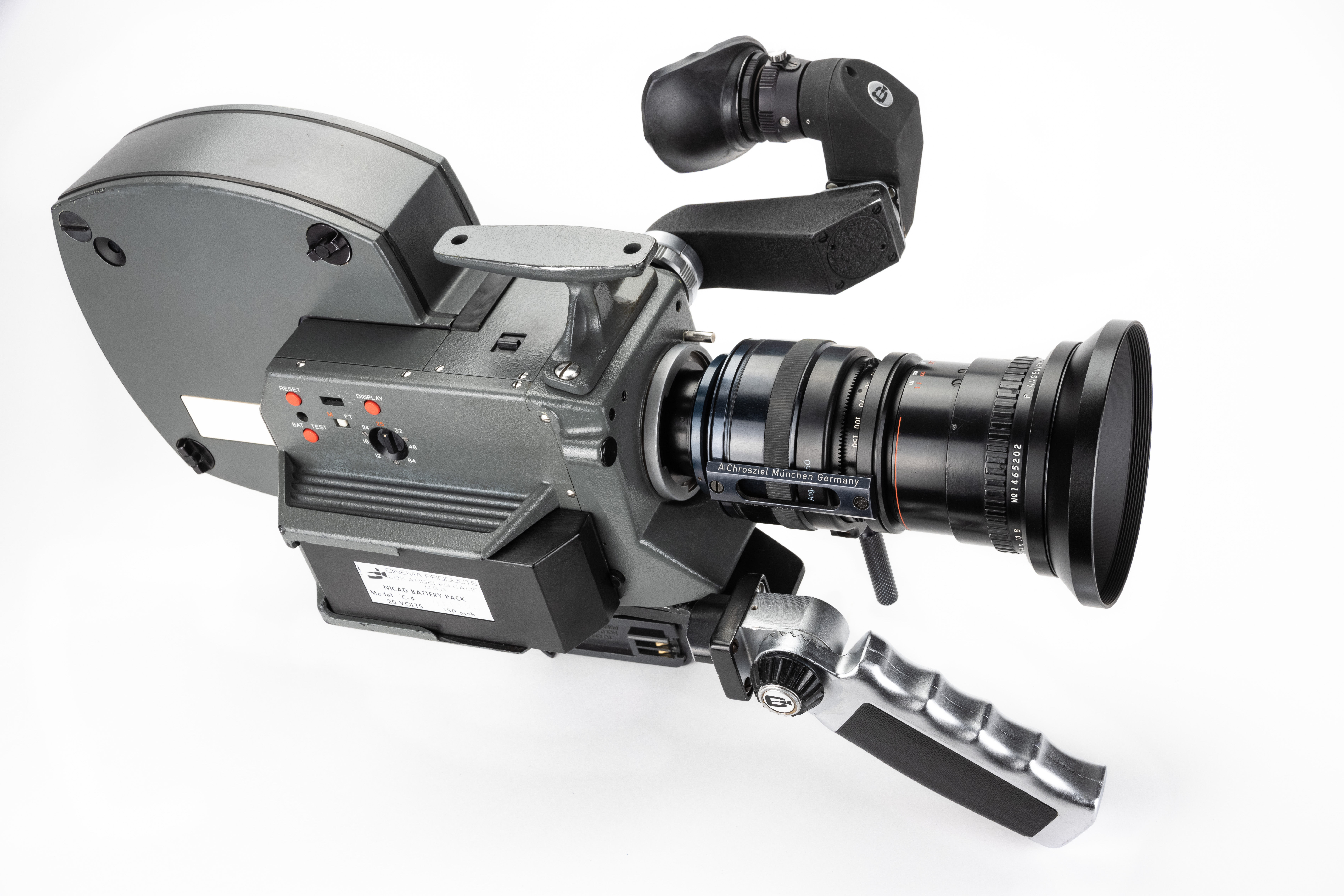 Cinema Products GSMO - 01