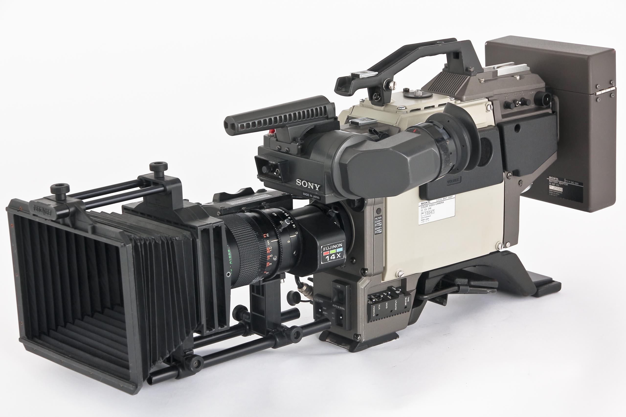Sony BVP-30AP