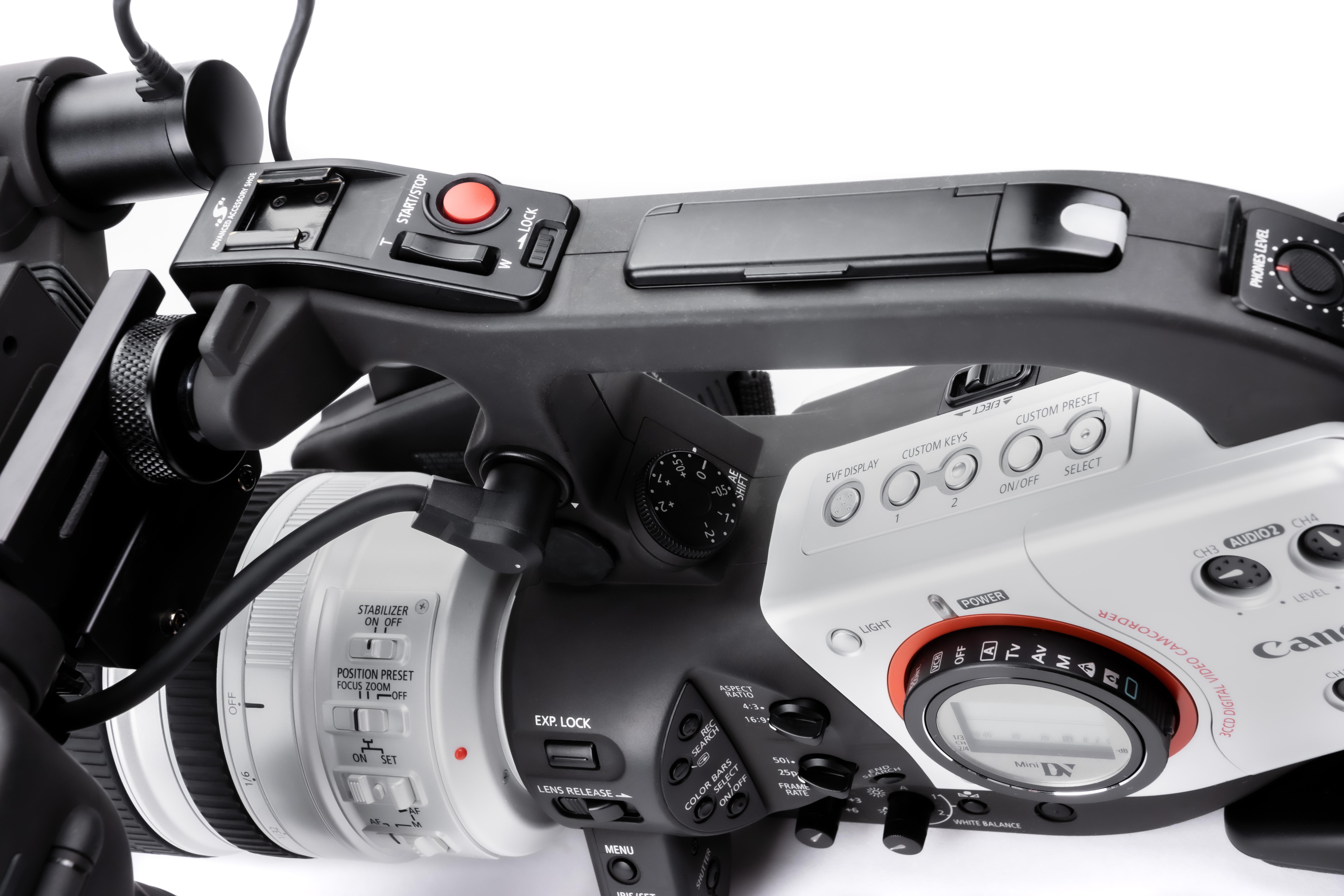 Canon XL2 - 13