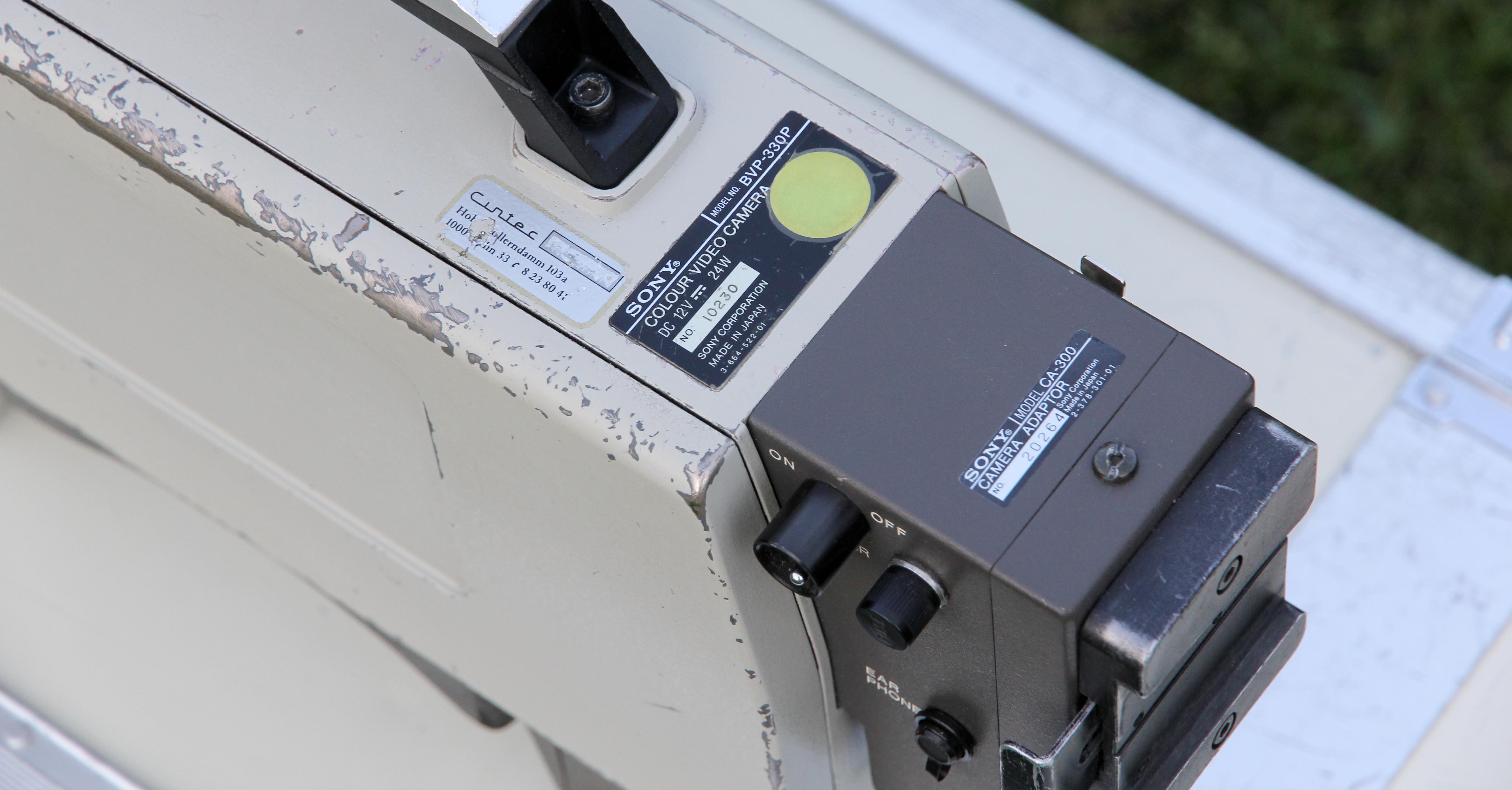 Sony BVP-330P -  (5 von 24)