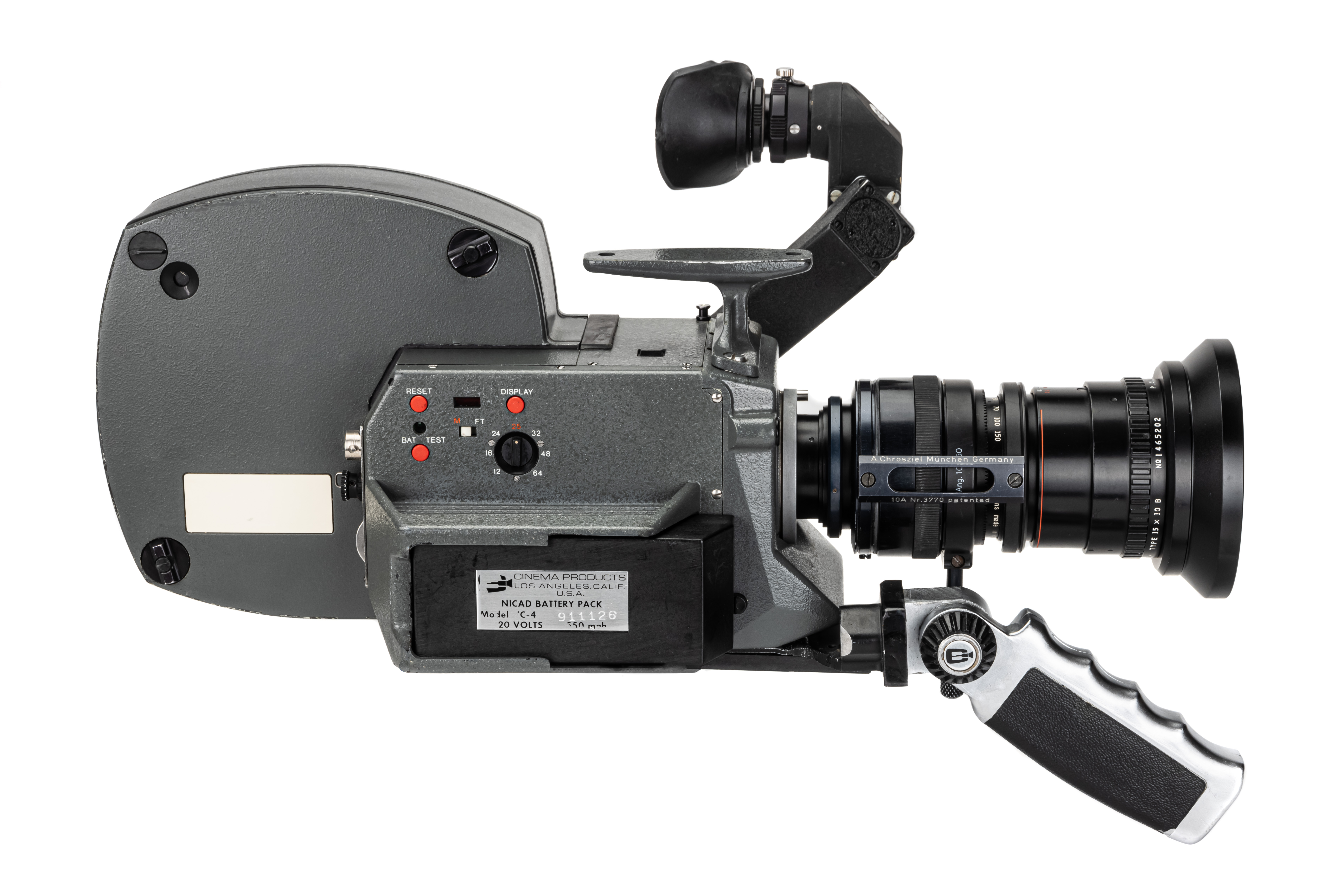 Cinema Products GSMO - 15