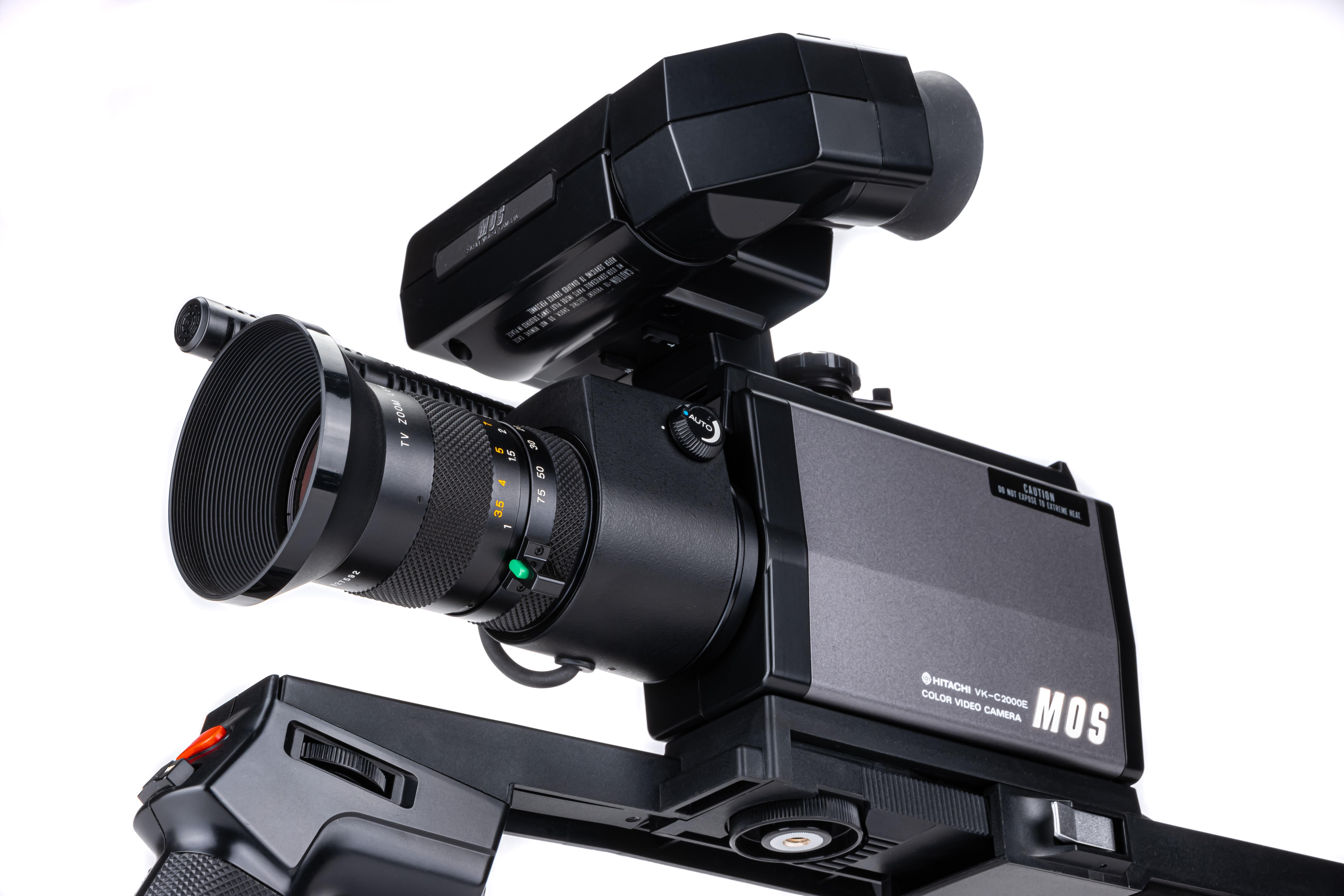 Hitachi VK-C2000E - 7