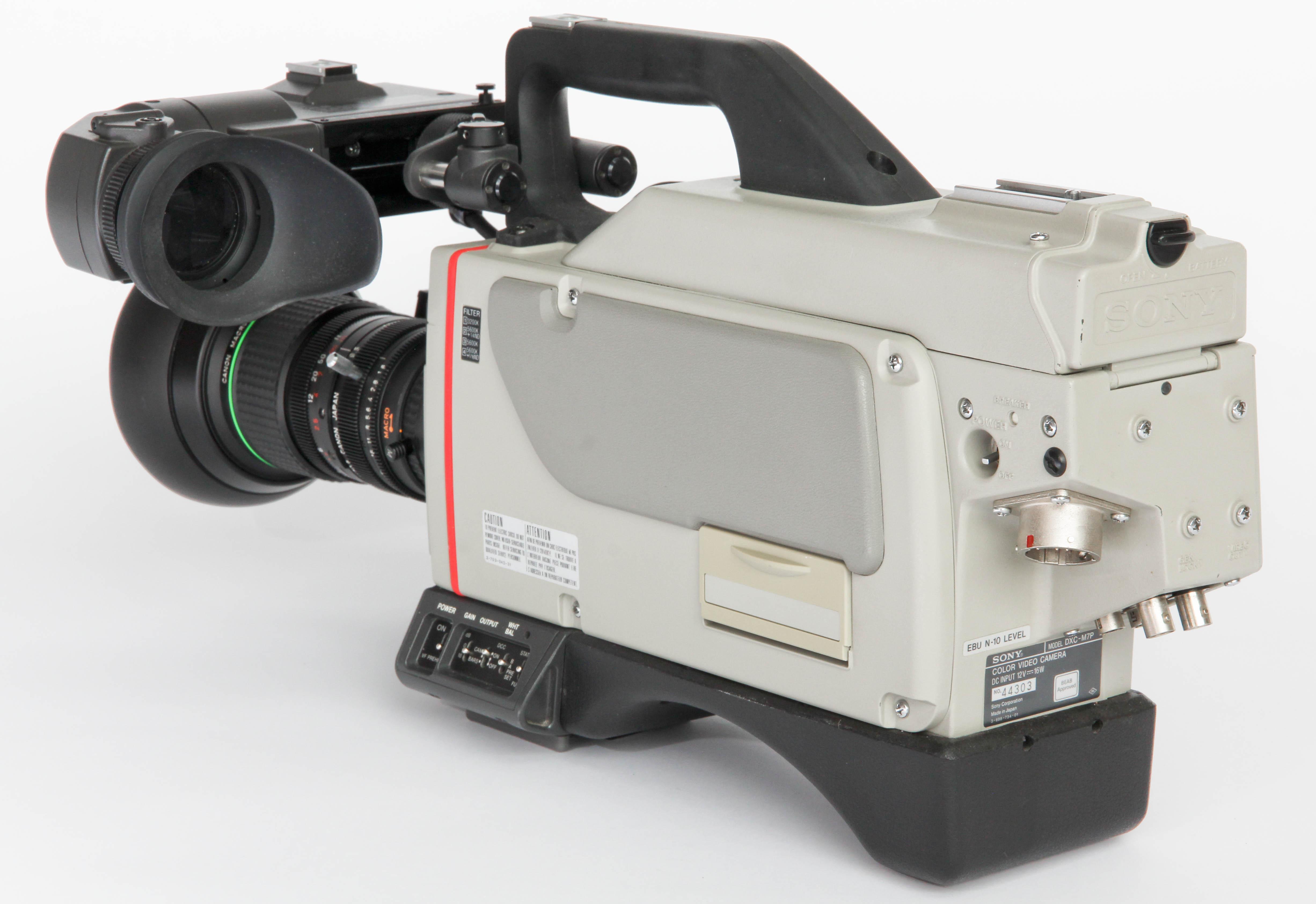 Sony DXC-M7AP -  (10 von 11)