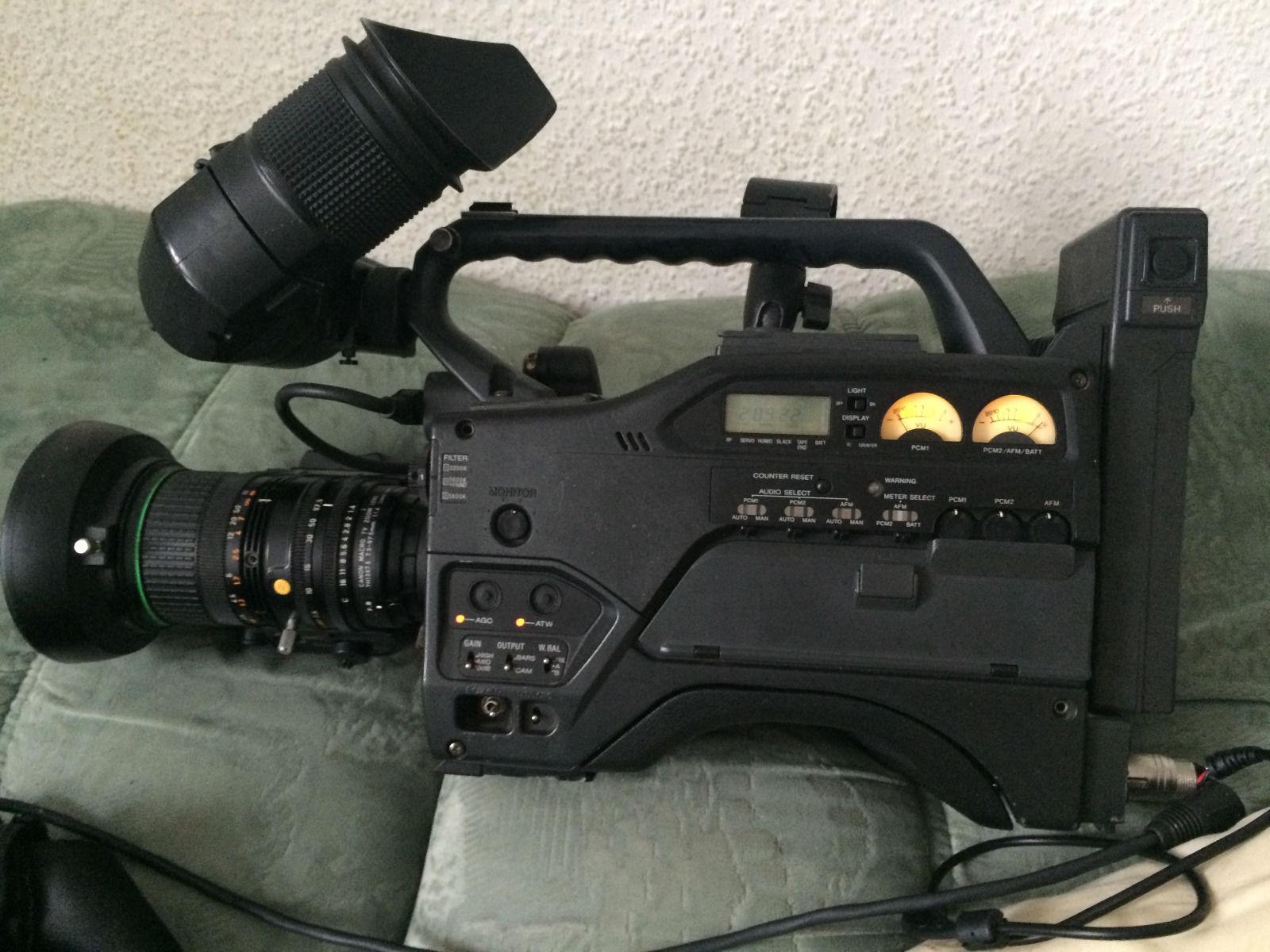 SONY EVW-300P - Anbieterbild - 1