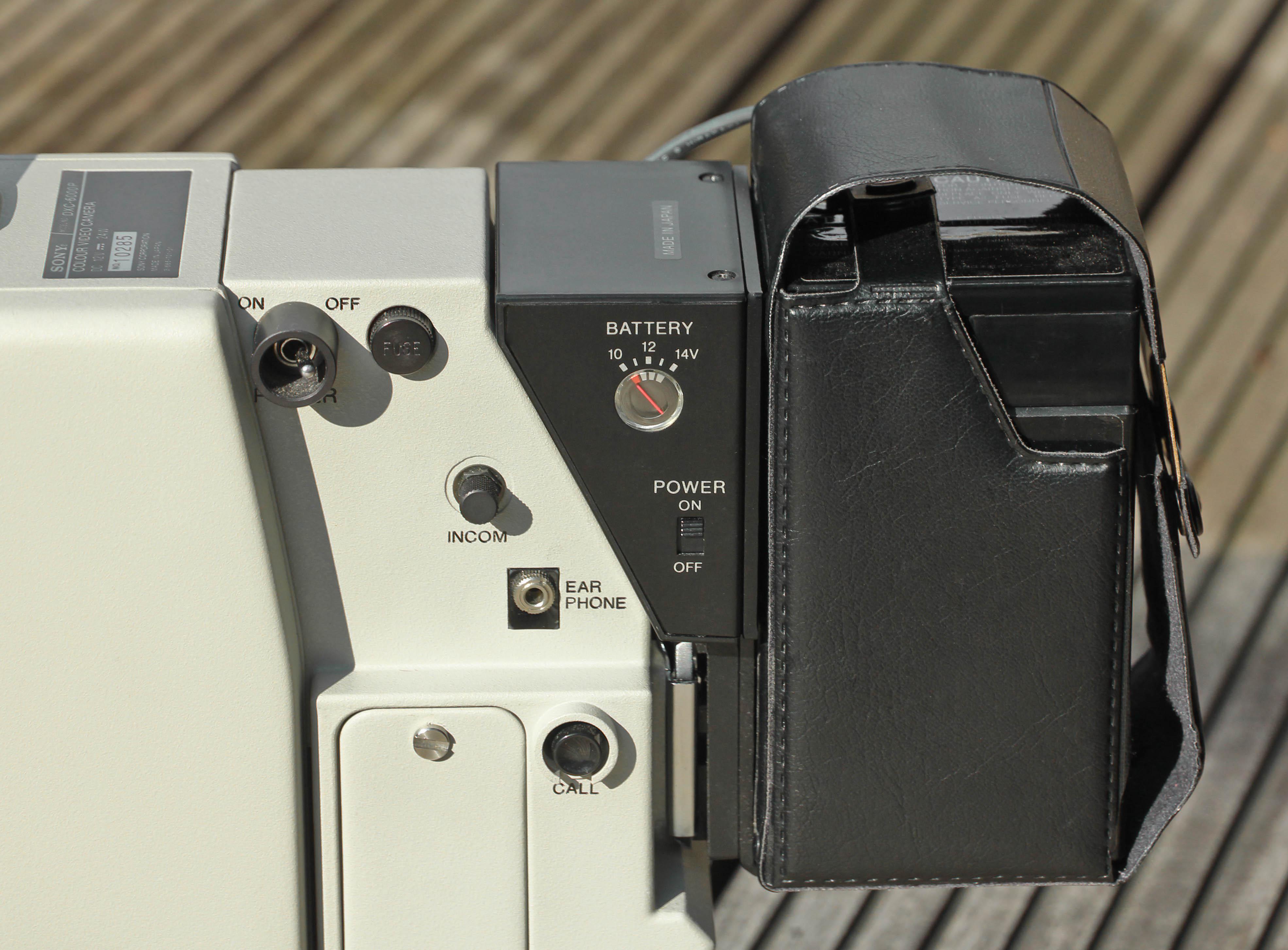 Sony DXC-6000P-3