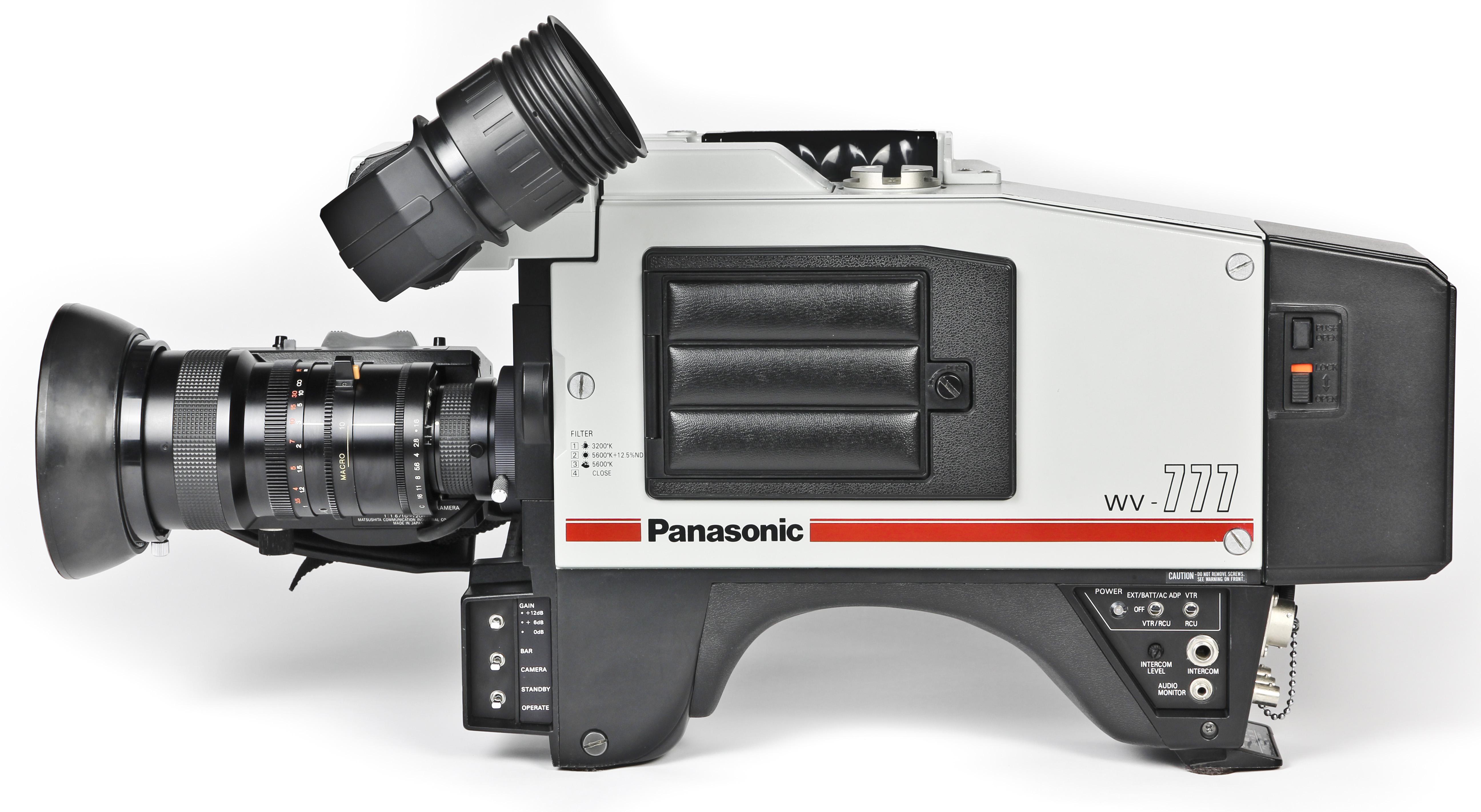 Panasonic WVP-777 -  (7 von 13)