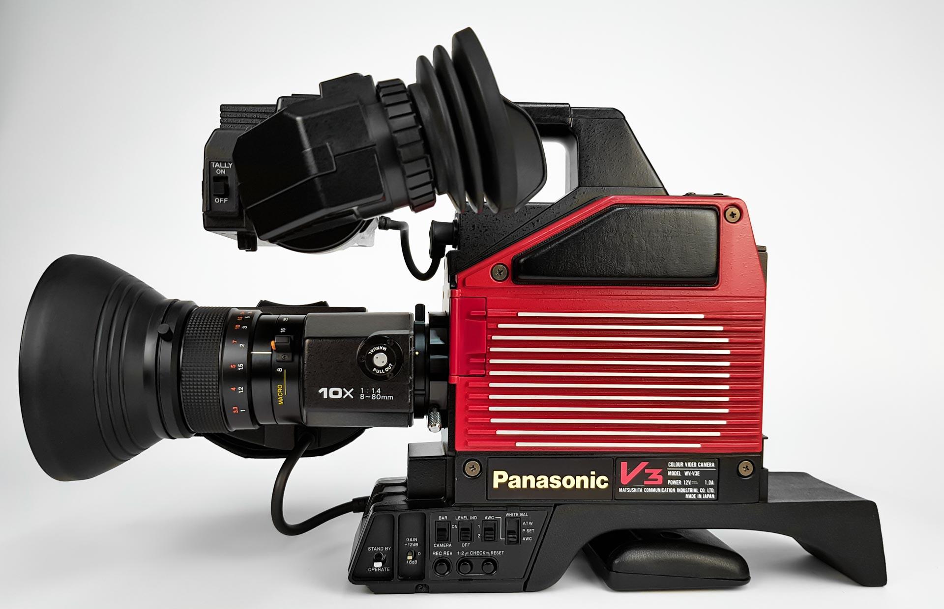 Panasonic WV-V3E - web - 4