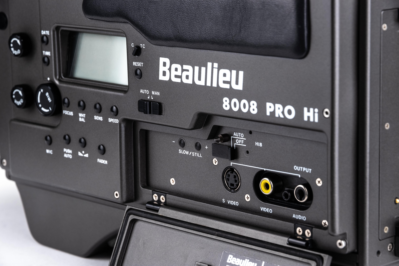 Beaulieu 8008 Pro Hi-3