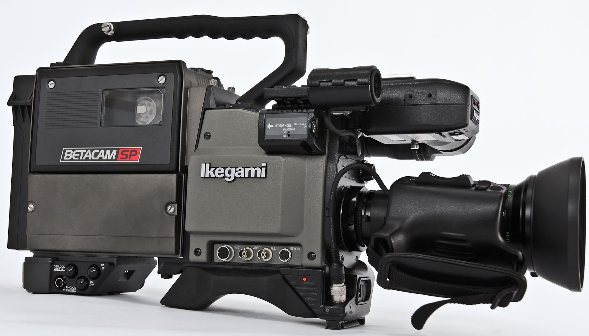 Ikegami HC -390P Sony - BVV-5P -   (8 von 9)