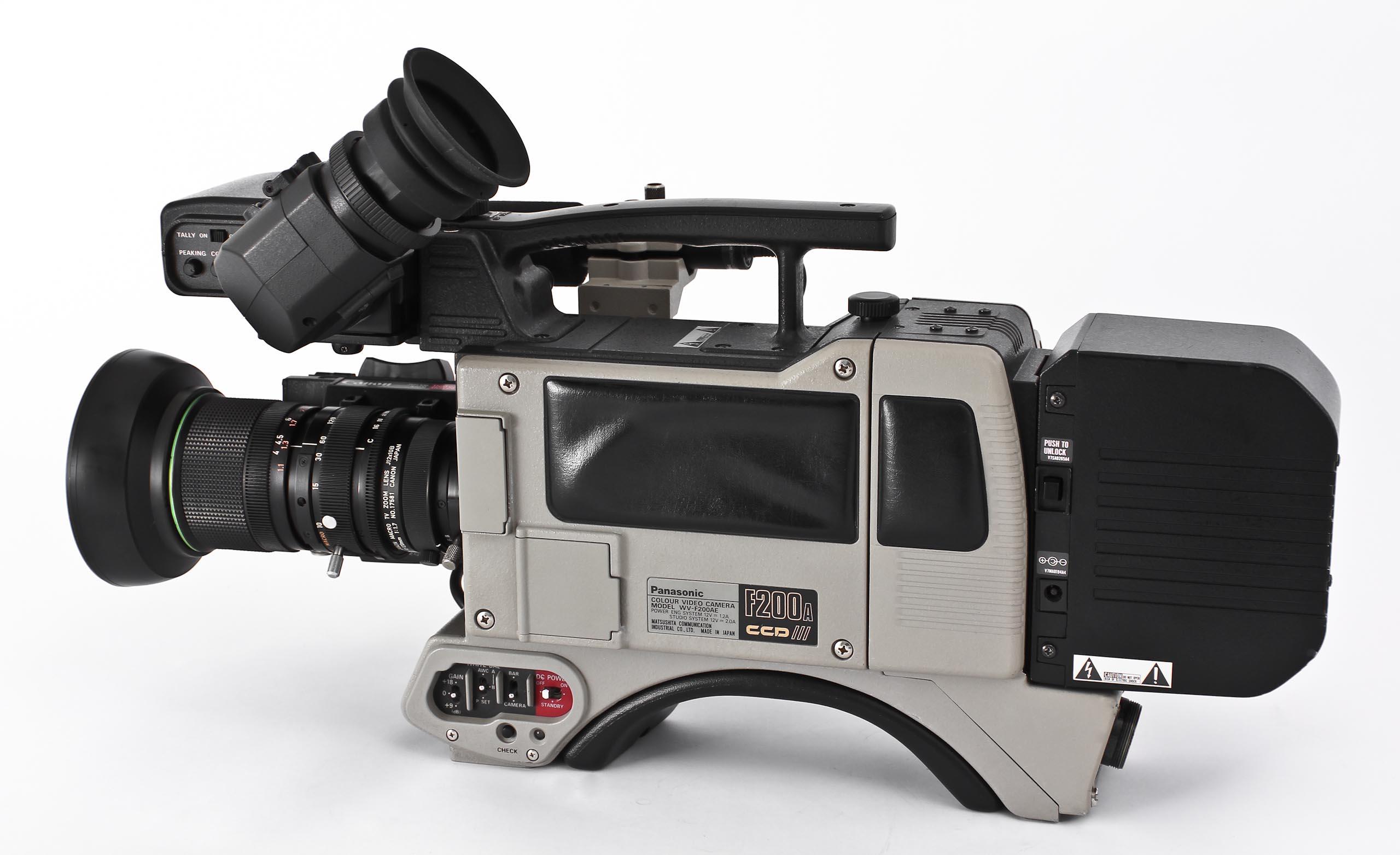 Panasonic WV-F200A - 1