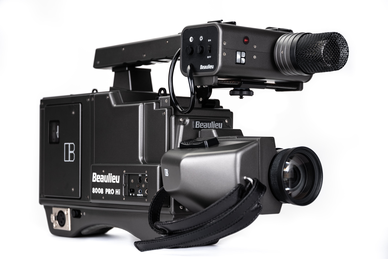 Beaulieu 8008 Pro Hi-8