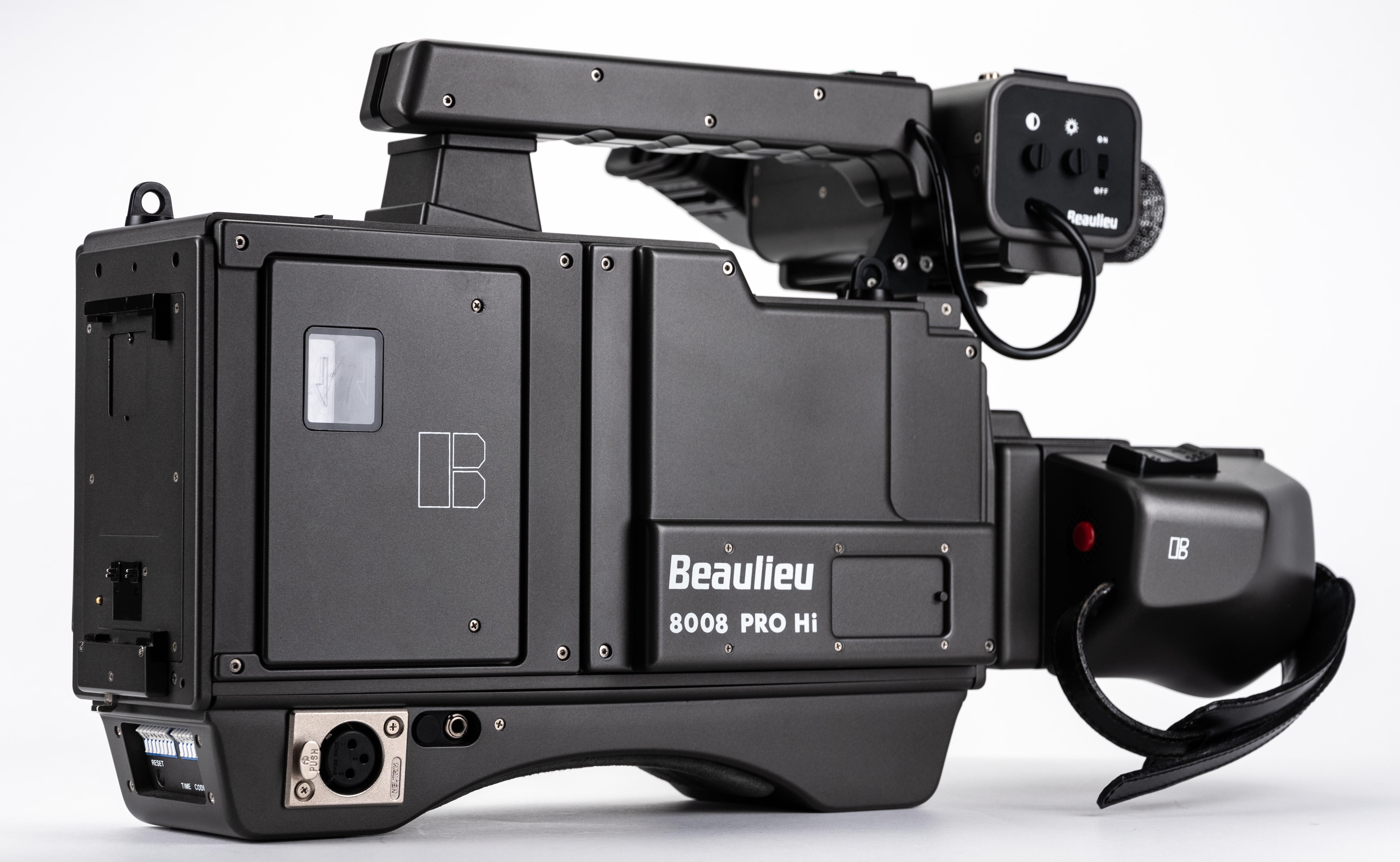Beaulieu 8008 Pro Hi-6