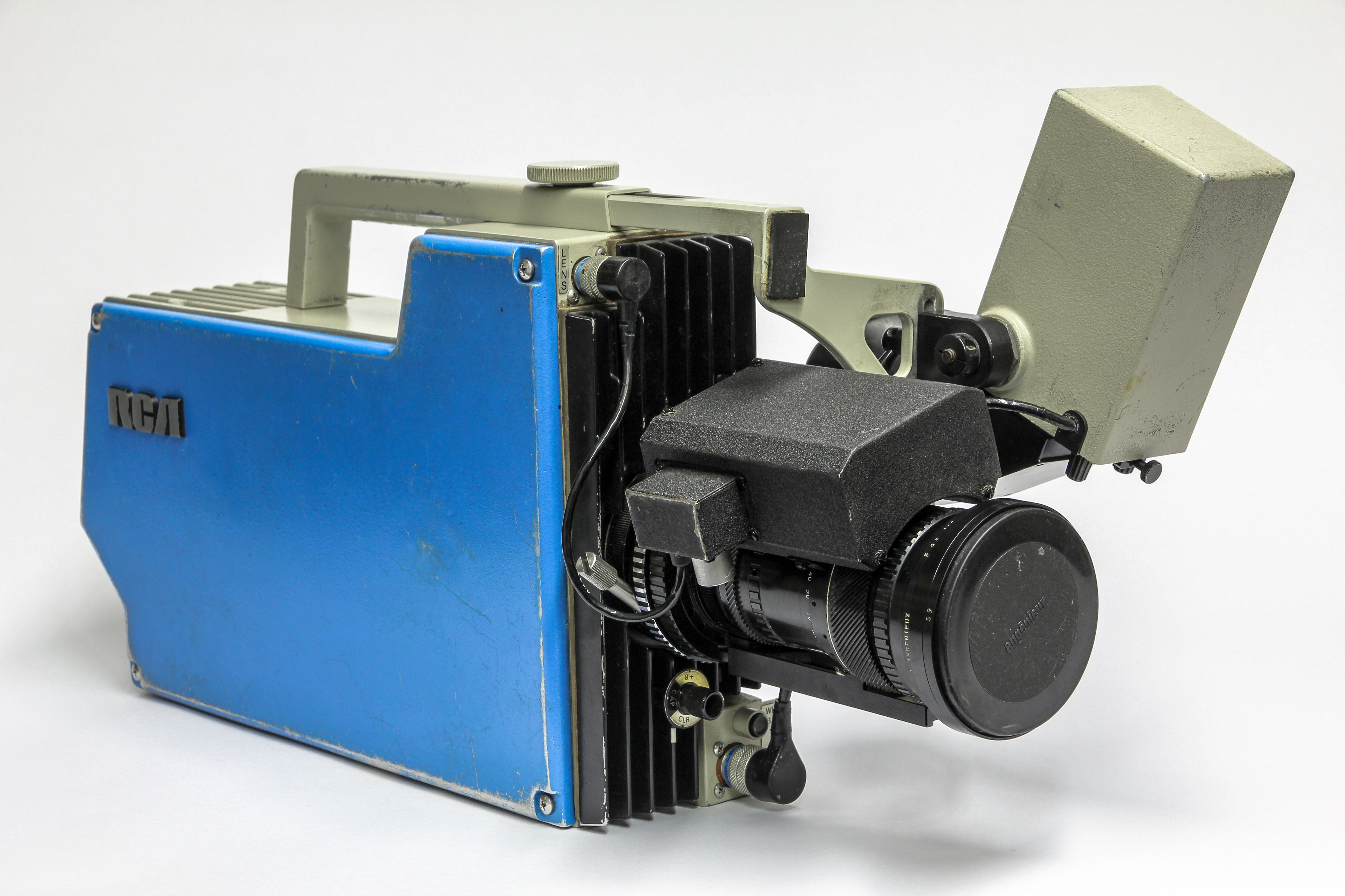 RCA TK-76 - Bilder vor der Renovierung - -2