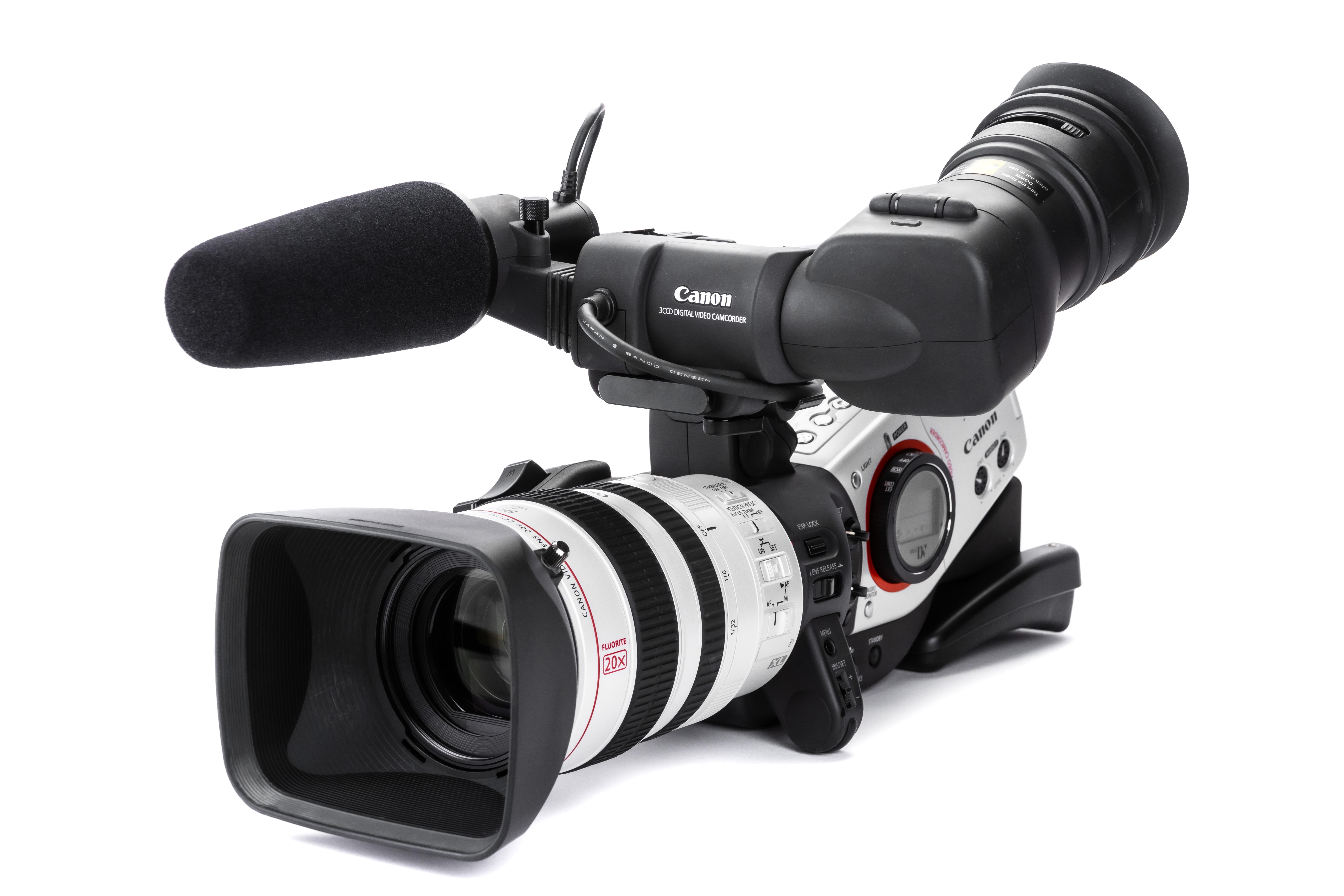 Canon XL2 - 6