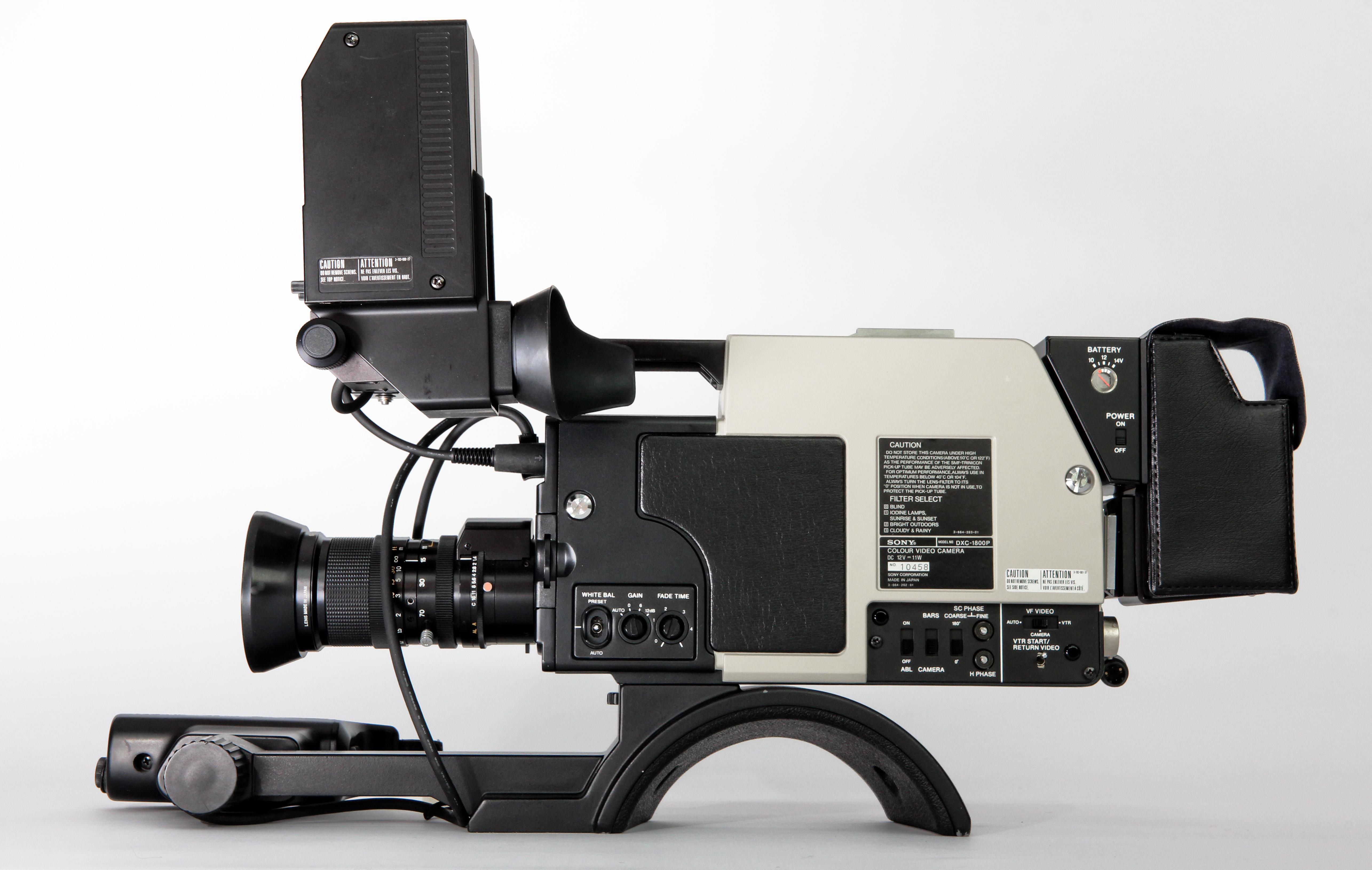 Sony DXC-1800P -  (1 von 9)