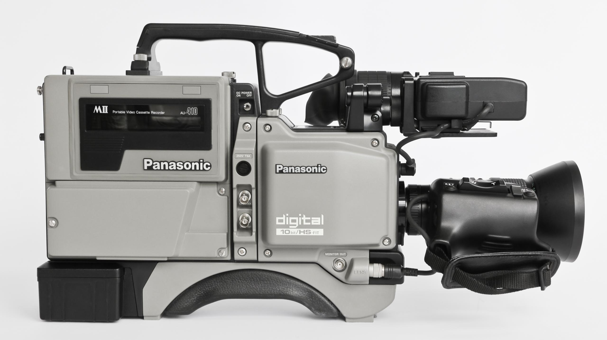 Panasonic WV-F565E and AU-410-E (8 von 11)