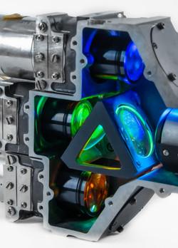 Beam Splitter JVC CY-8800E - 2