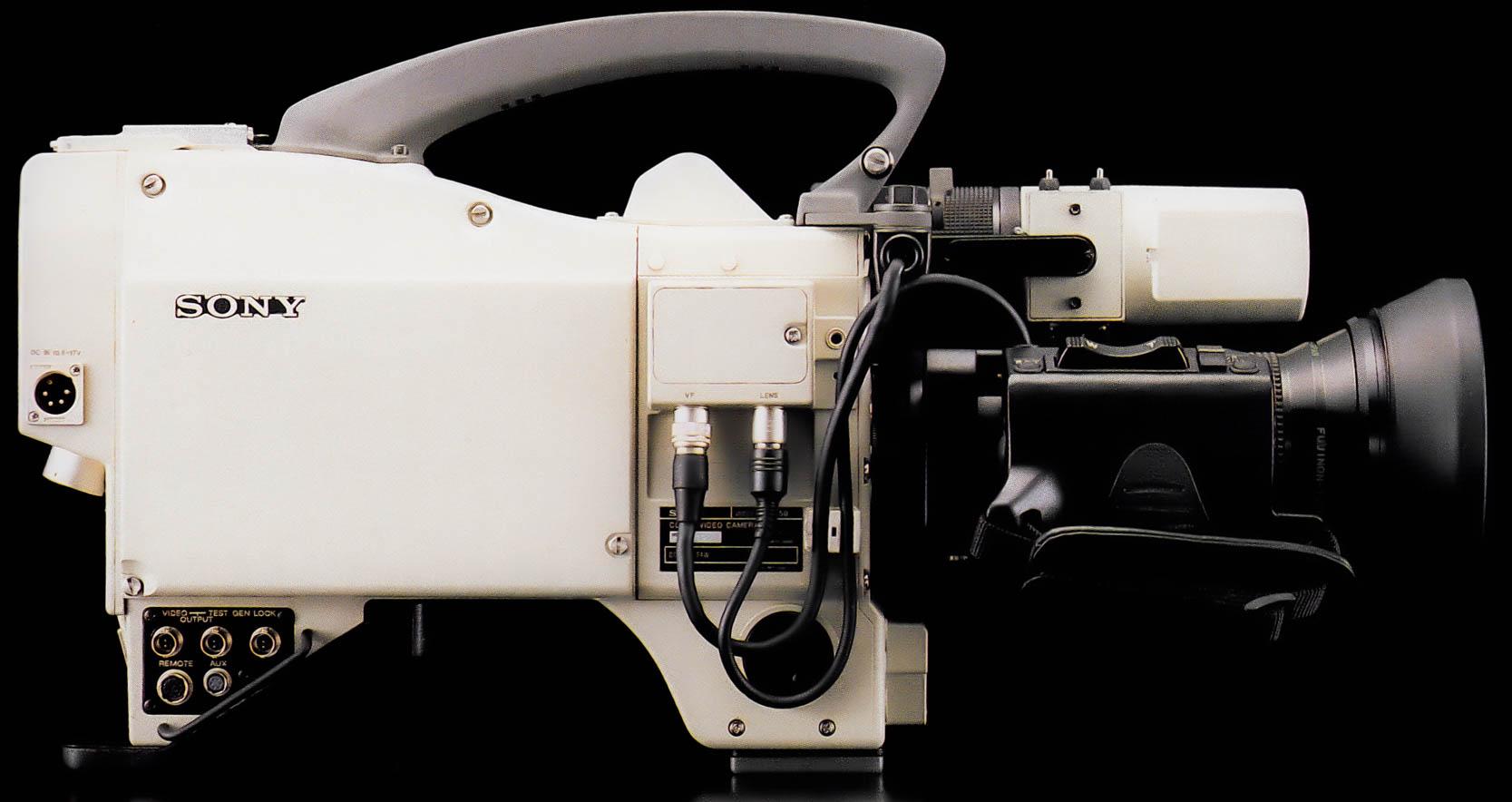 Soyn BVP-350 - Scan of brochure - 4