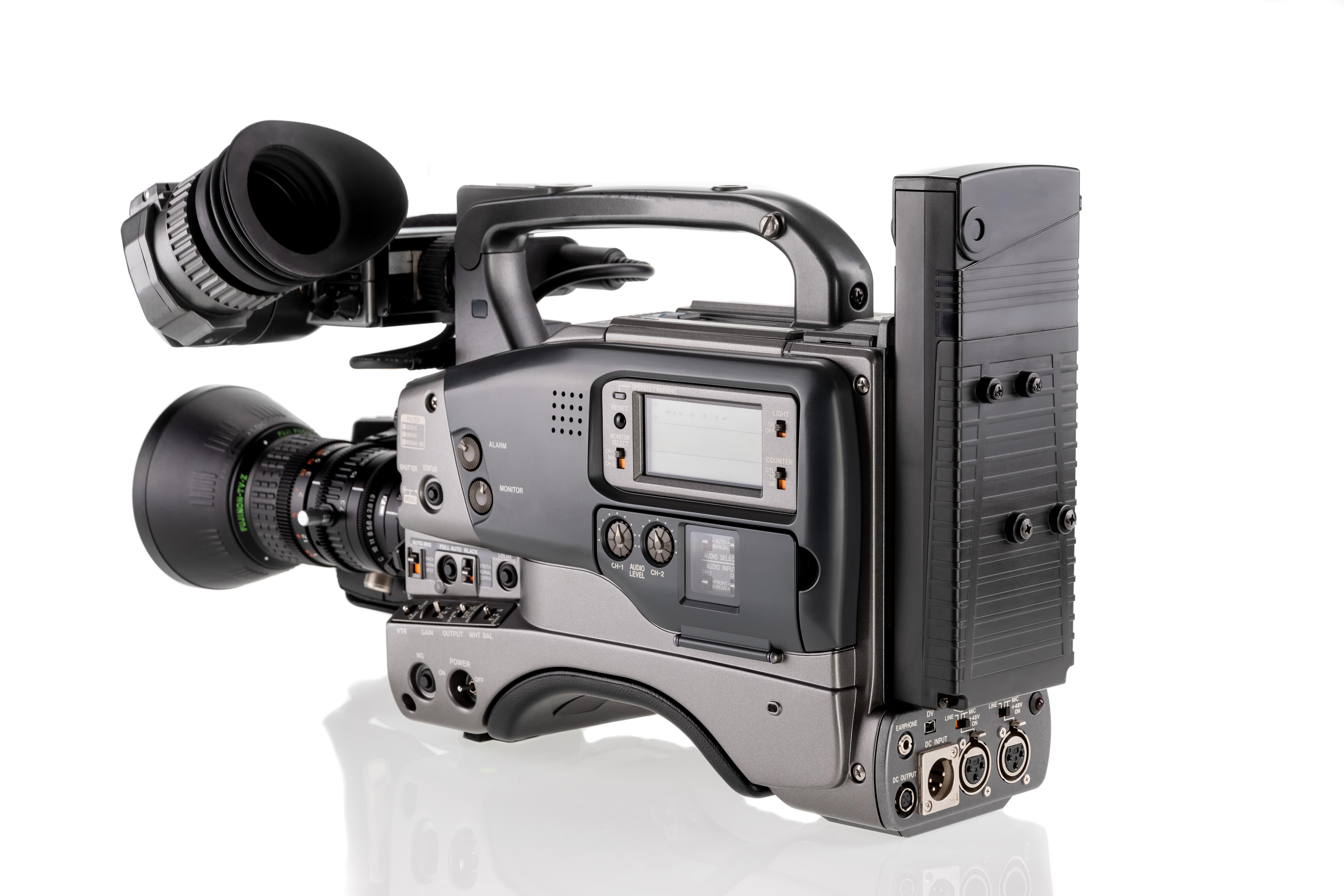 JVC GY-DV500E - 2