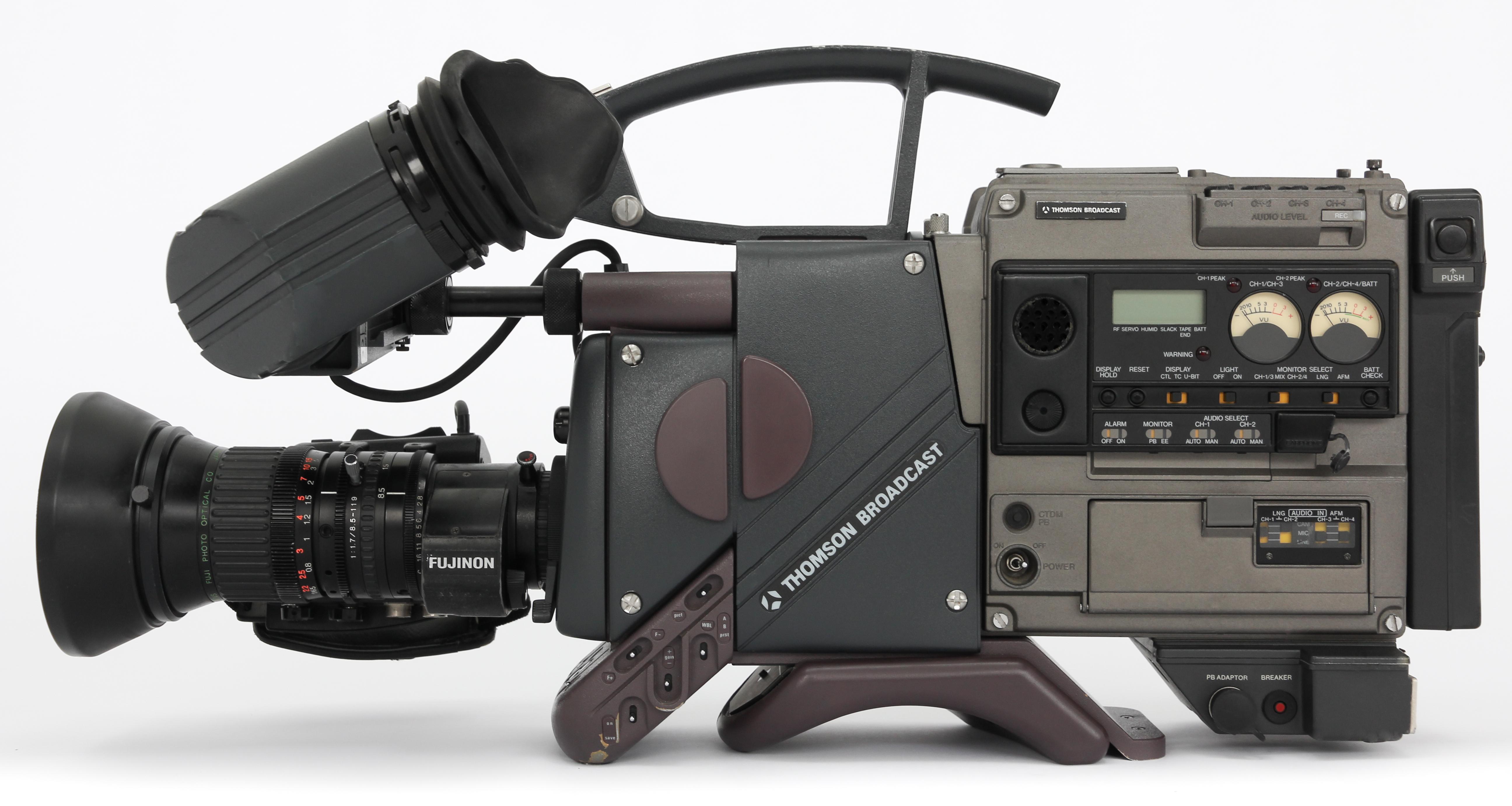 Thomson TTC-1657 Sony BVV-5P