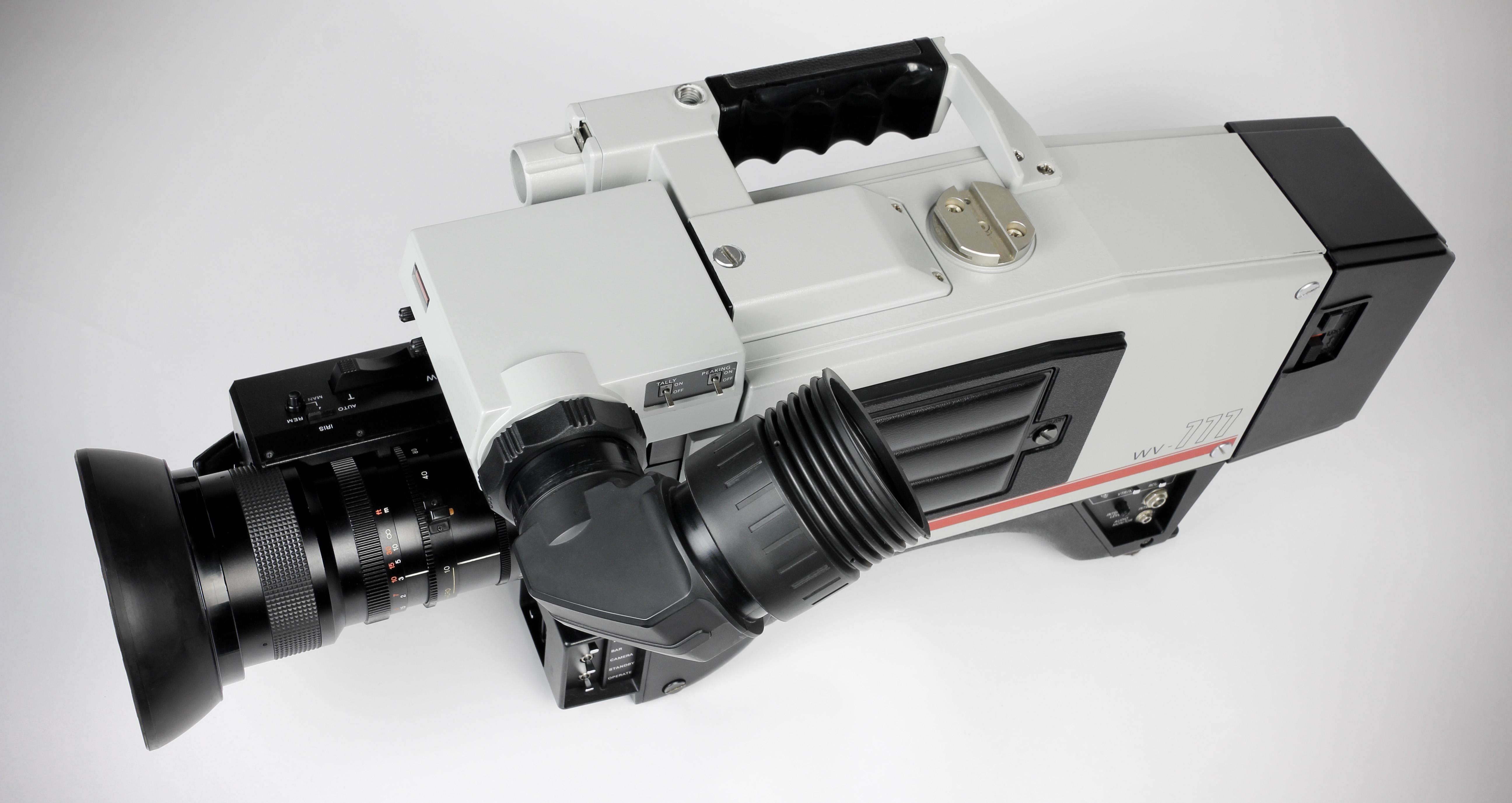 Panasonic WVP-777 -  (9 von 13)
