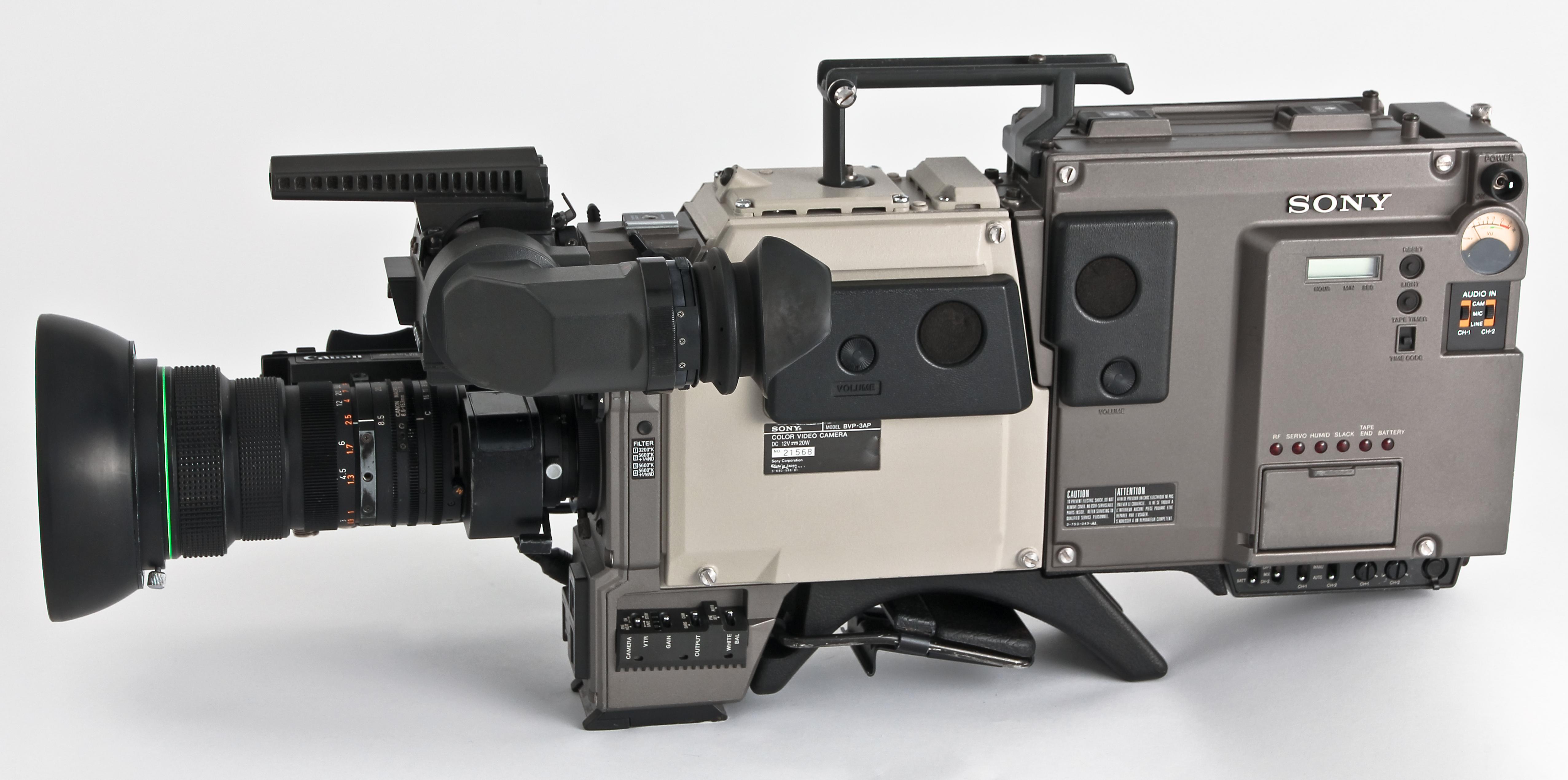 Sony BVP-3AP - BVV-1 - 1