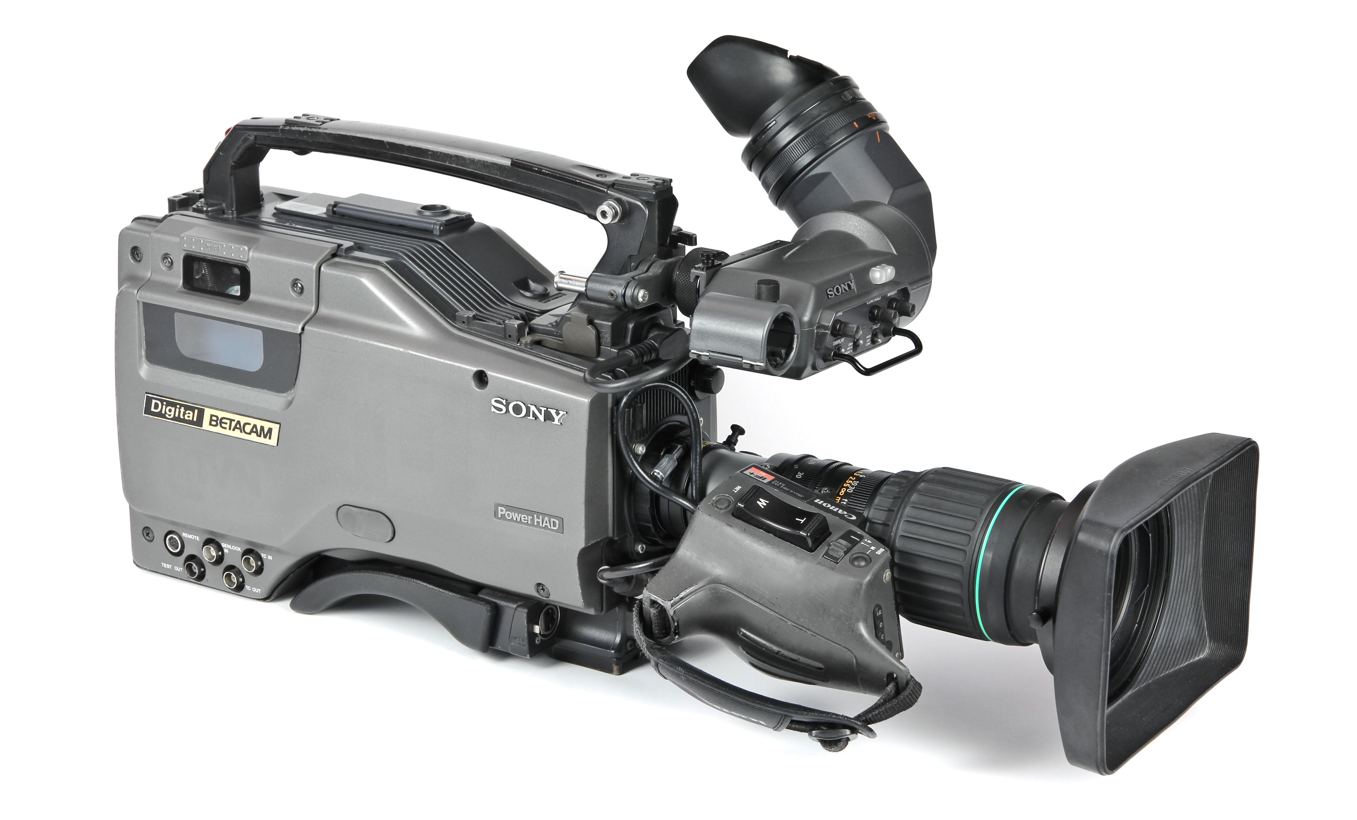 SONY DVW-700P - 5
