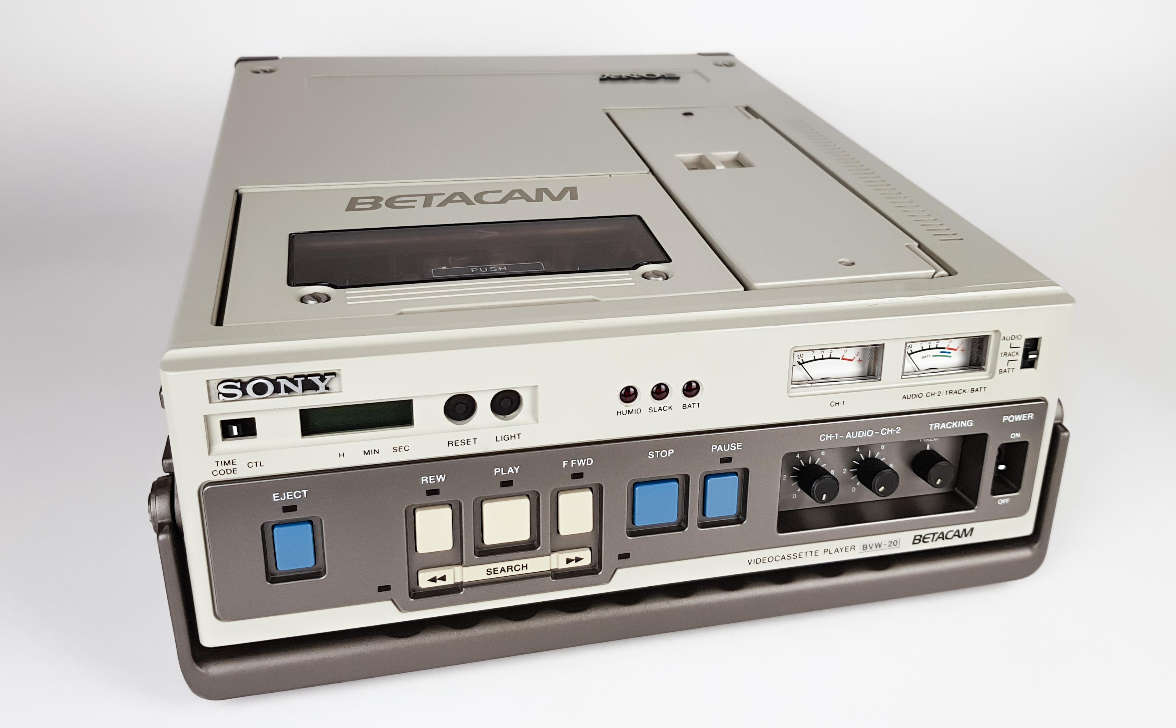 Sony BVW-20 - 1