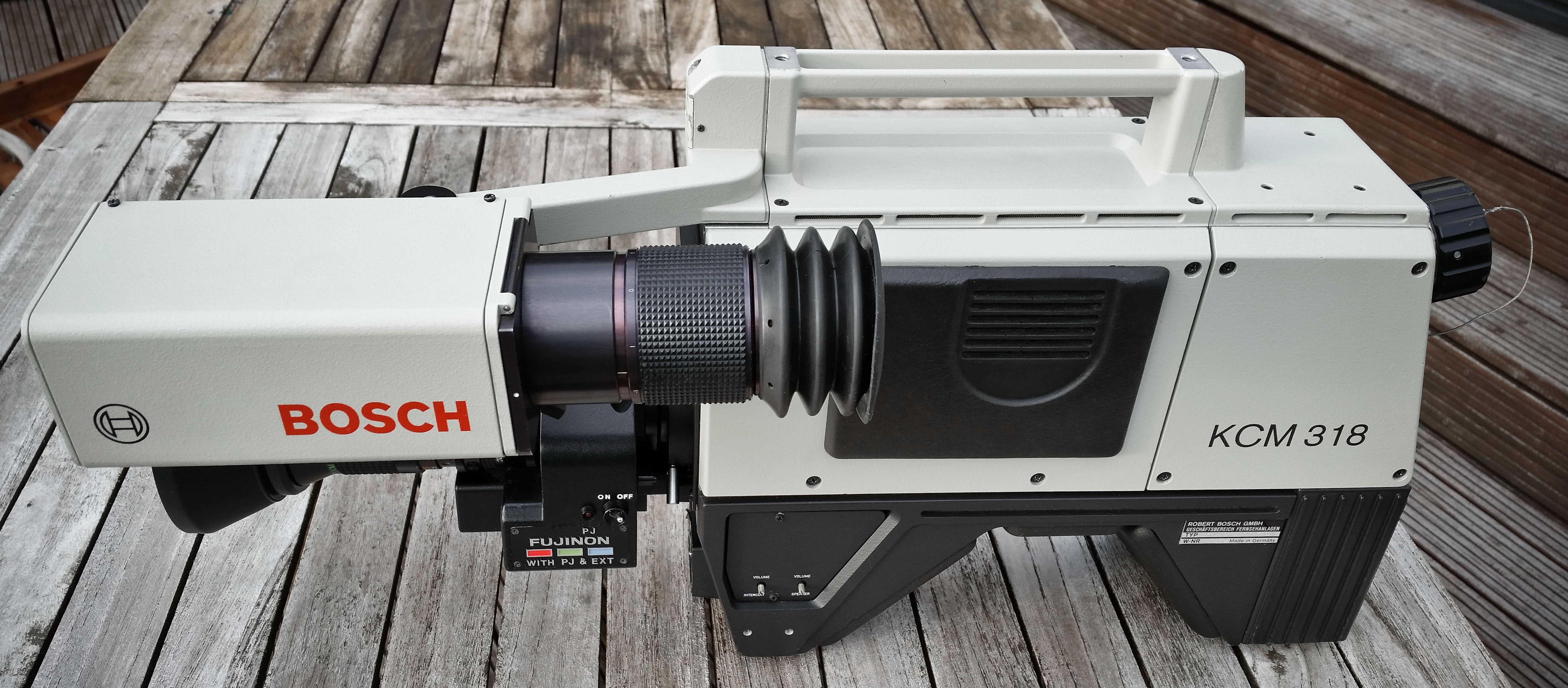 Bosch KCM 318