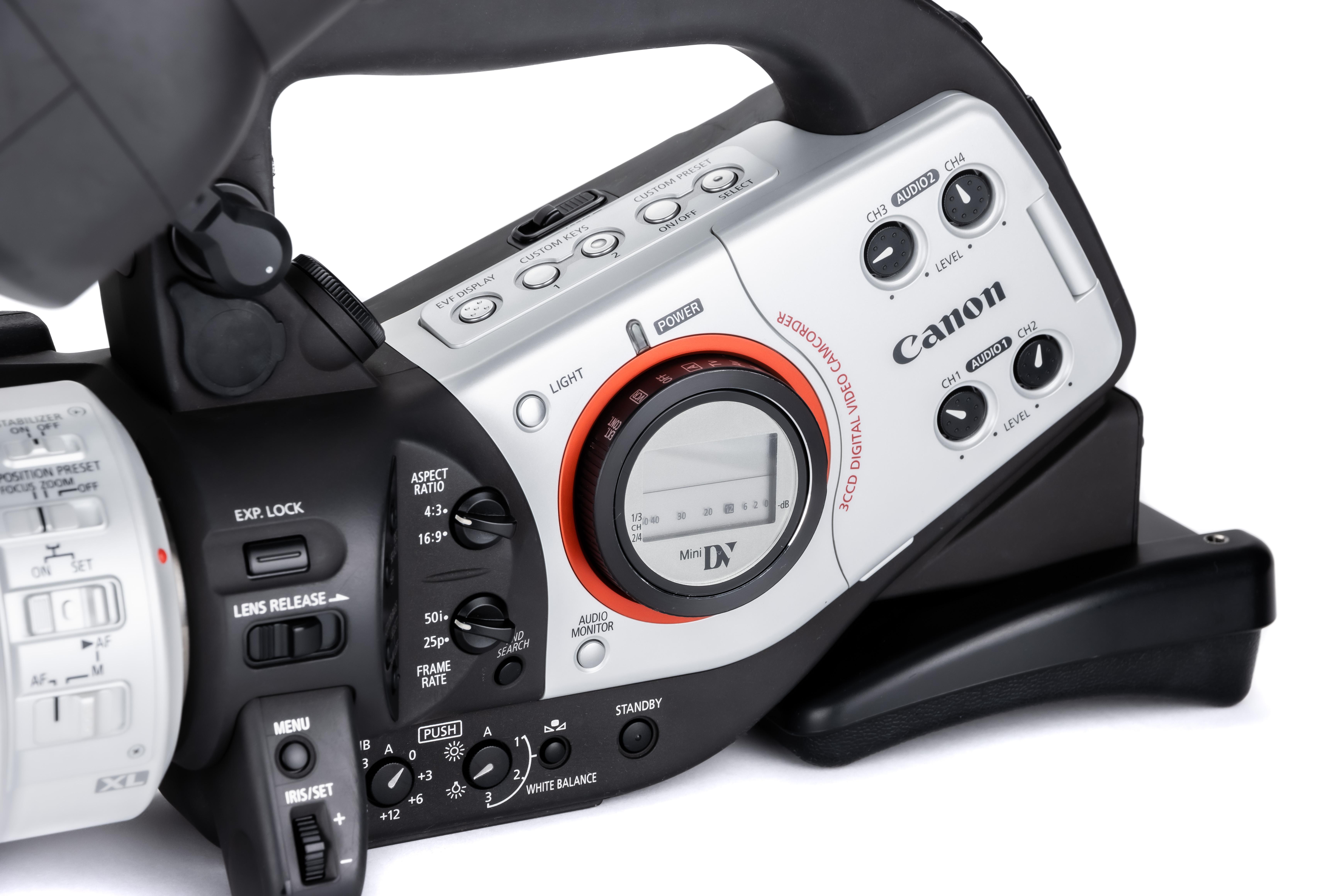 Canon XL2 - 2