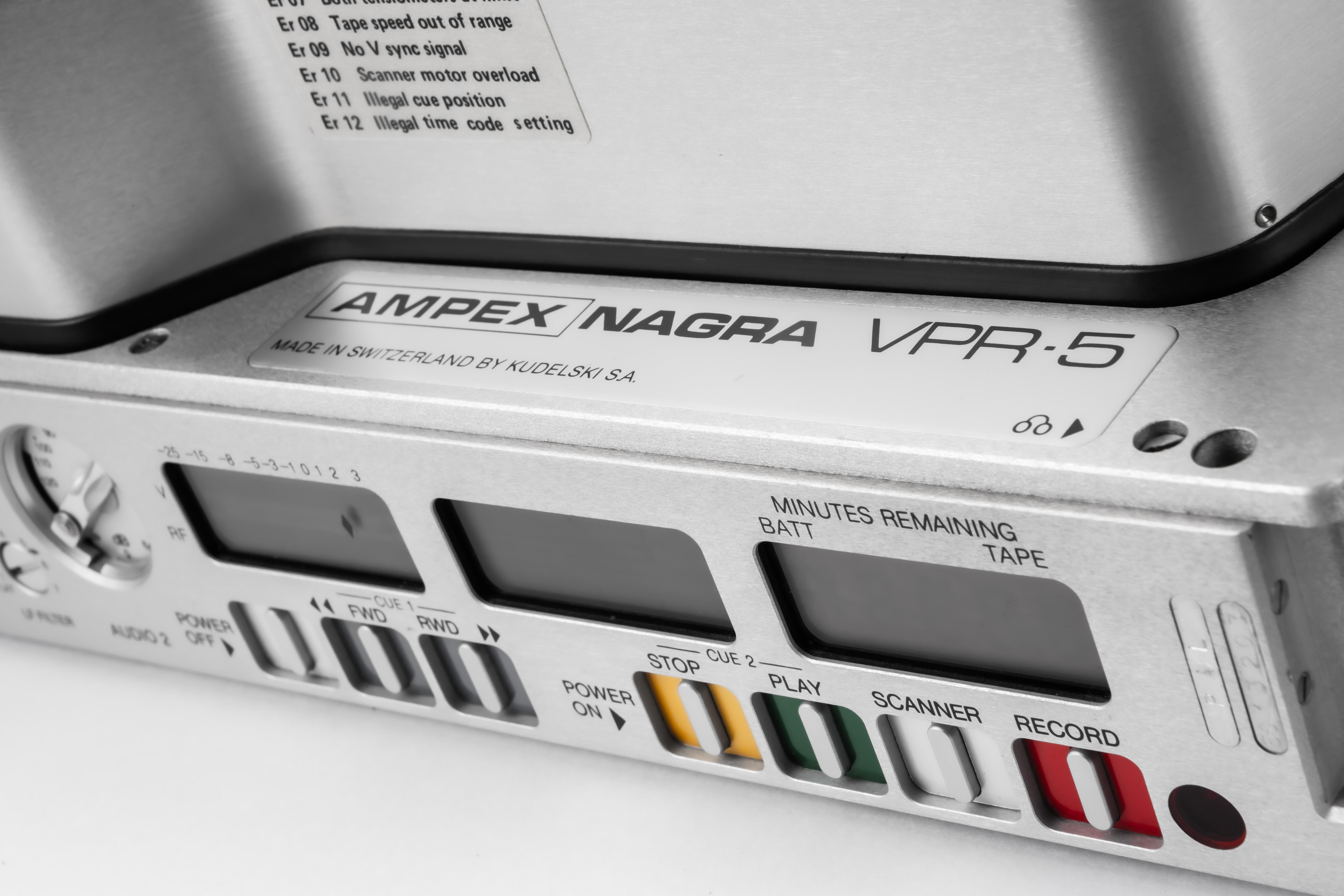 Ampax nagra VPR-5 - 10