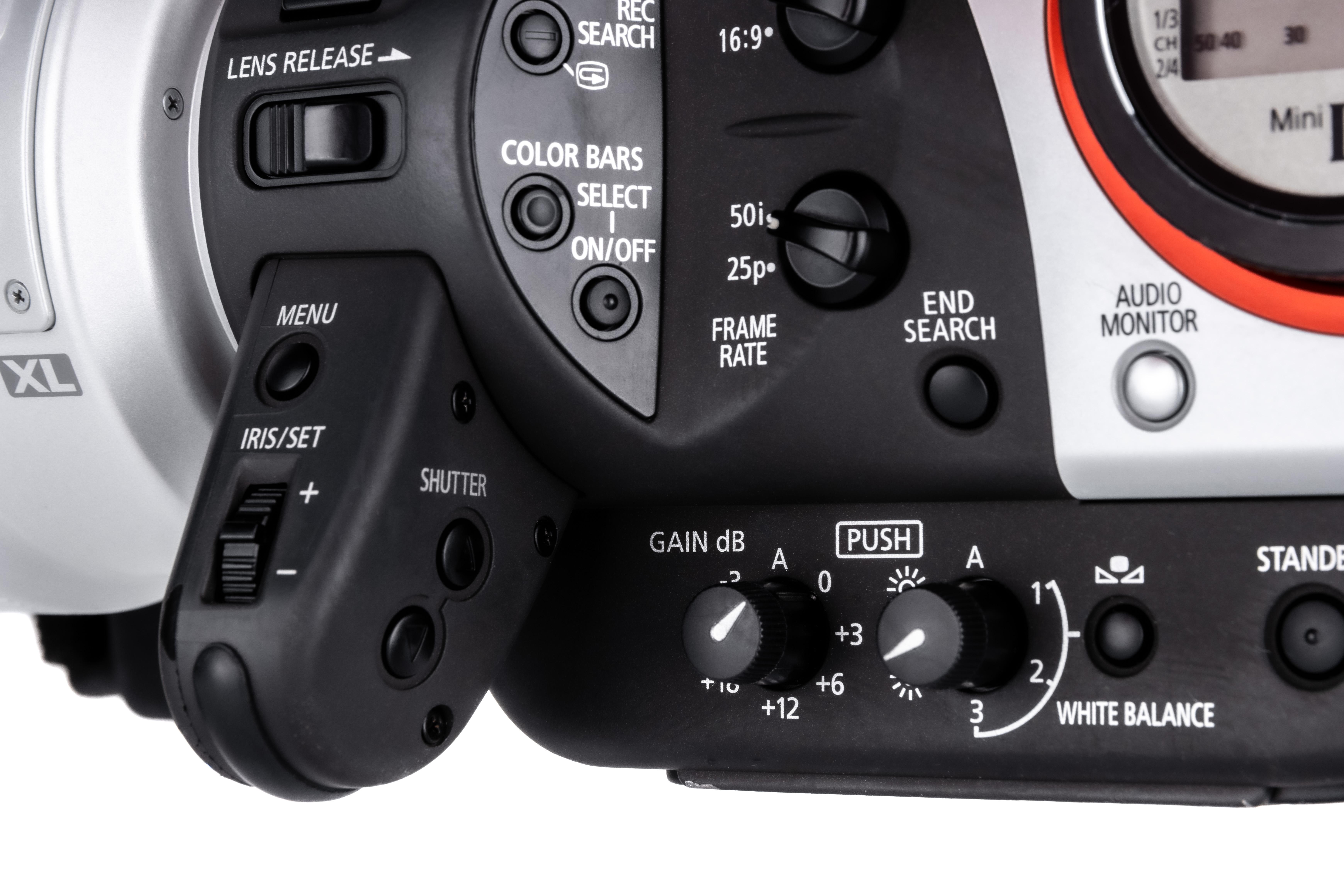 Canon XL2 - 4