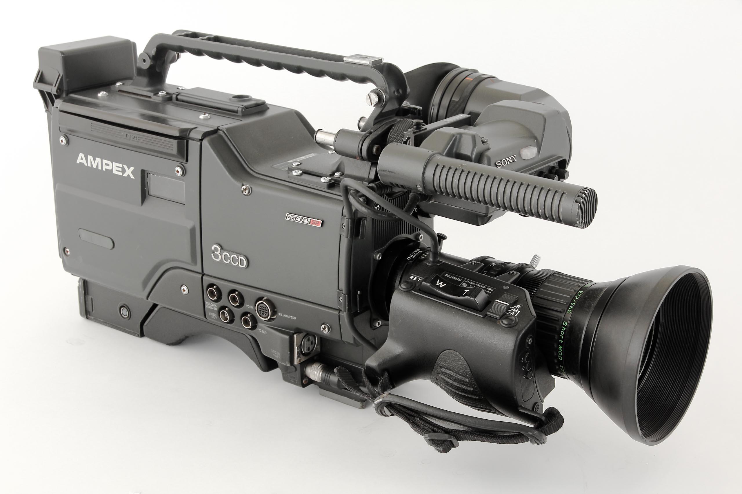 Ampex BVP-400P - 2