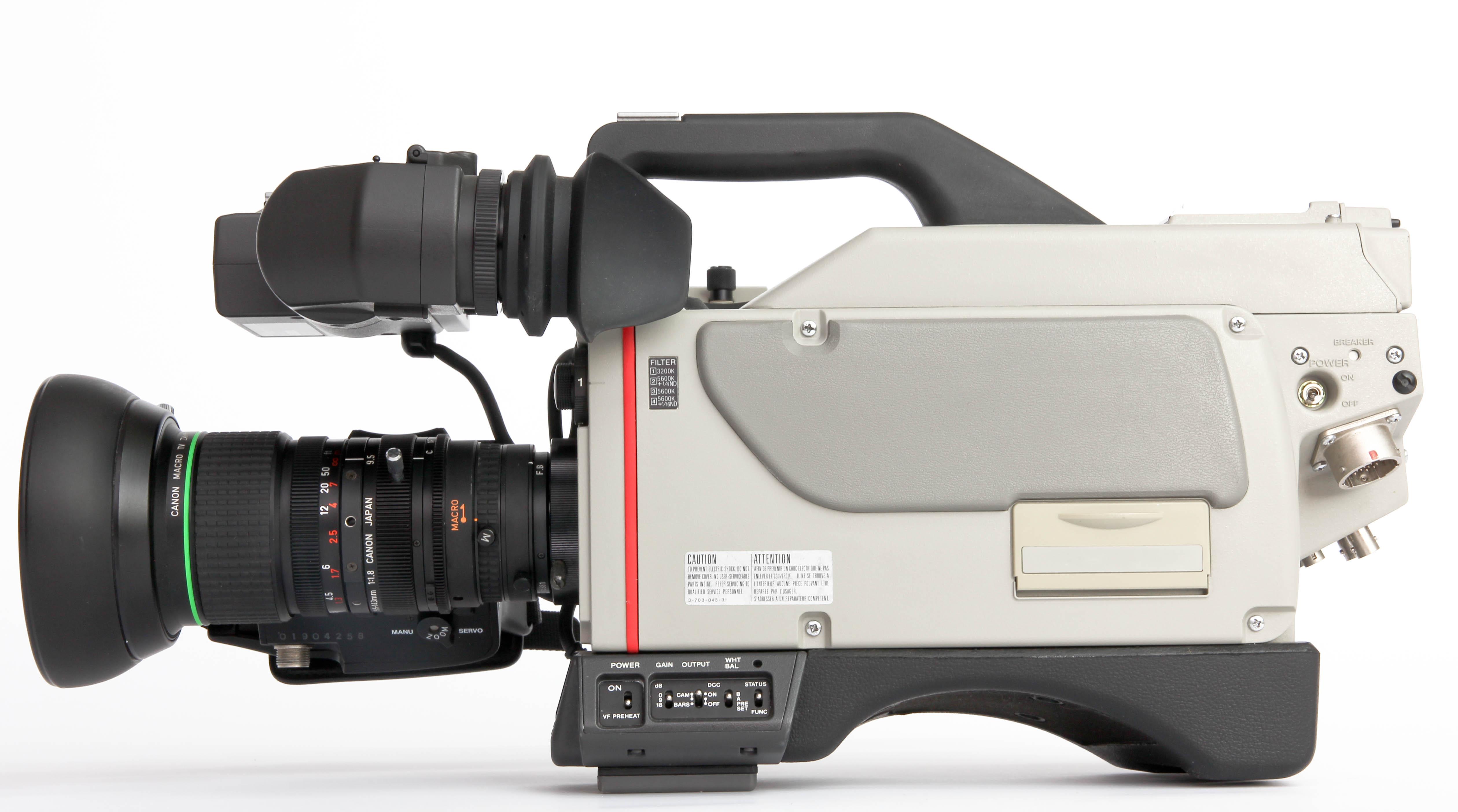 Sony DXC-M7AP -  (3 von 11)