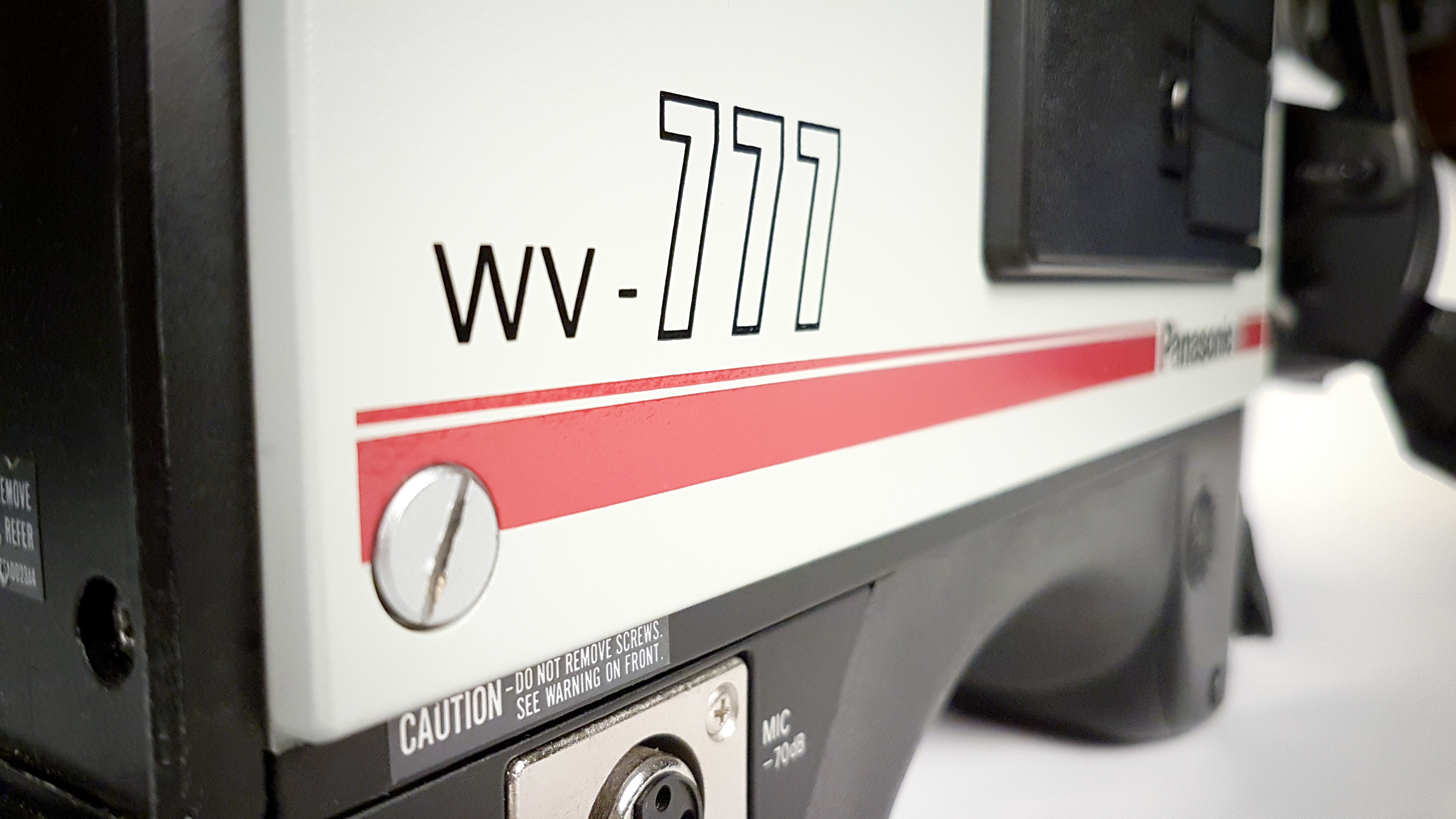 Panasonic WV-777