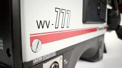 Panasonic WV-777 large viewfinder -  (5 von 6)