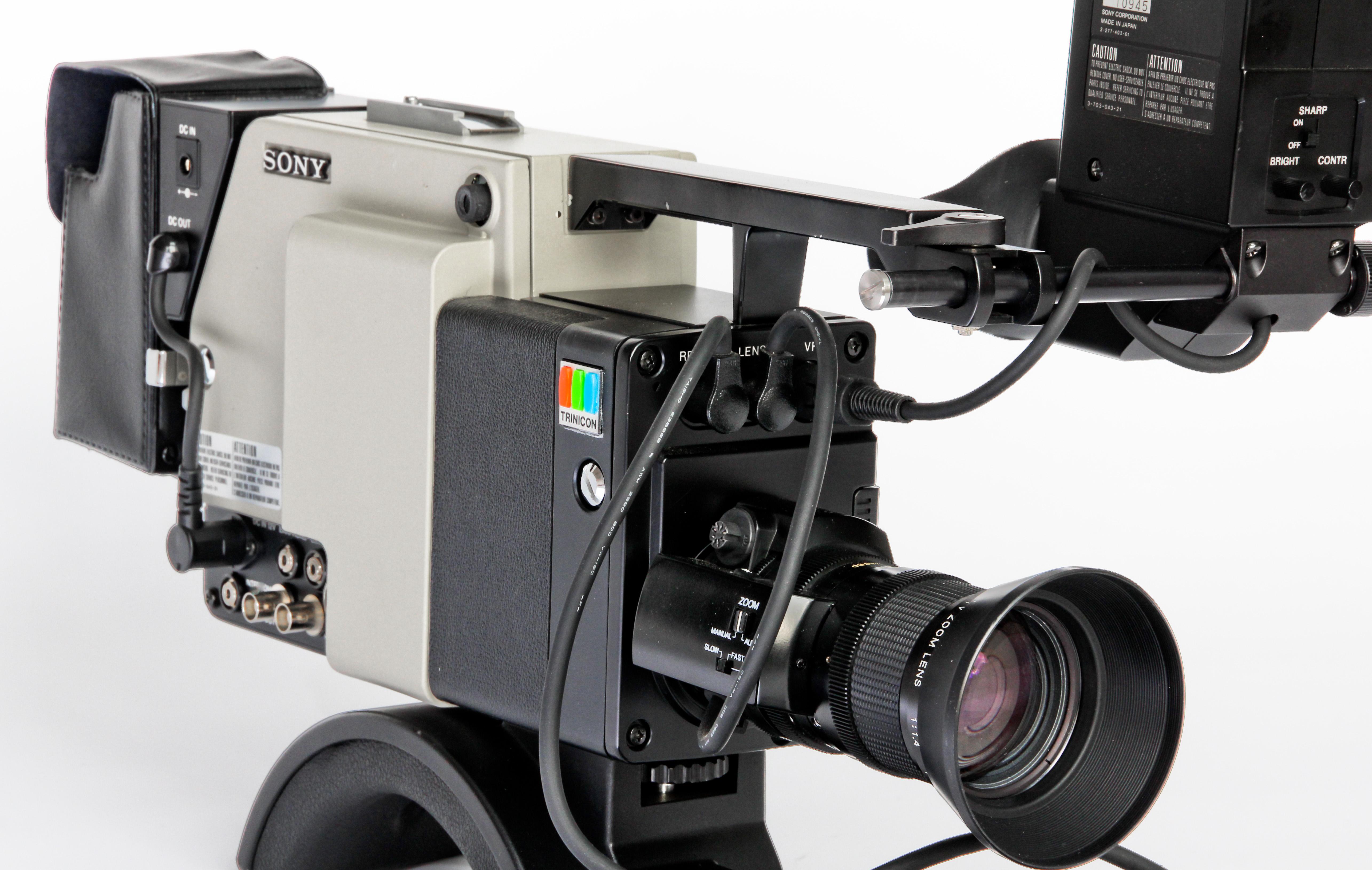 Sony DXC-1800P -  (7 von 9)