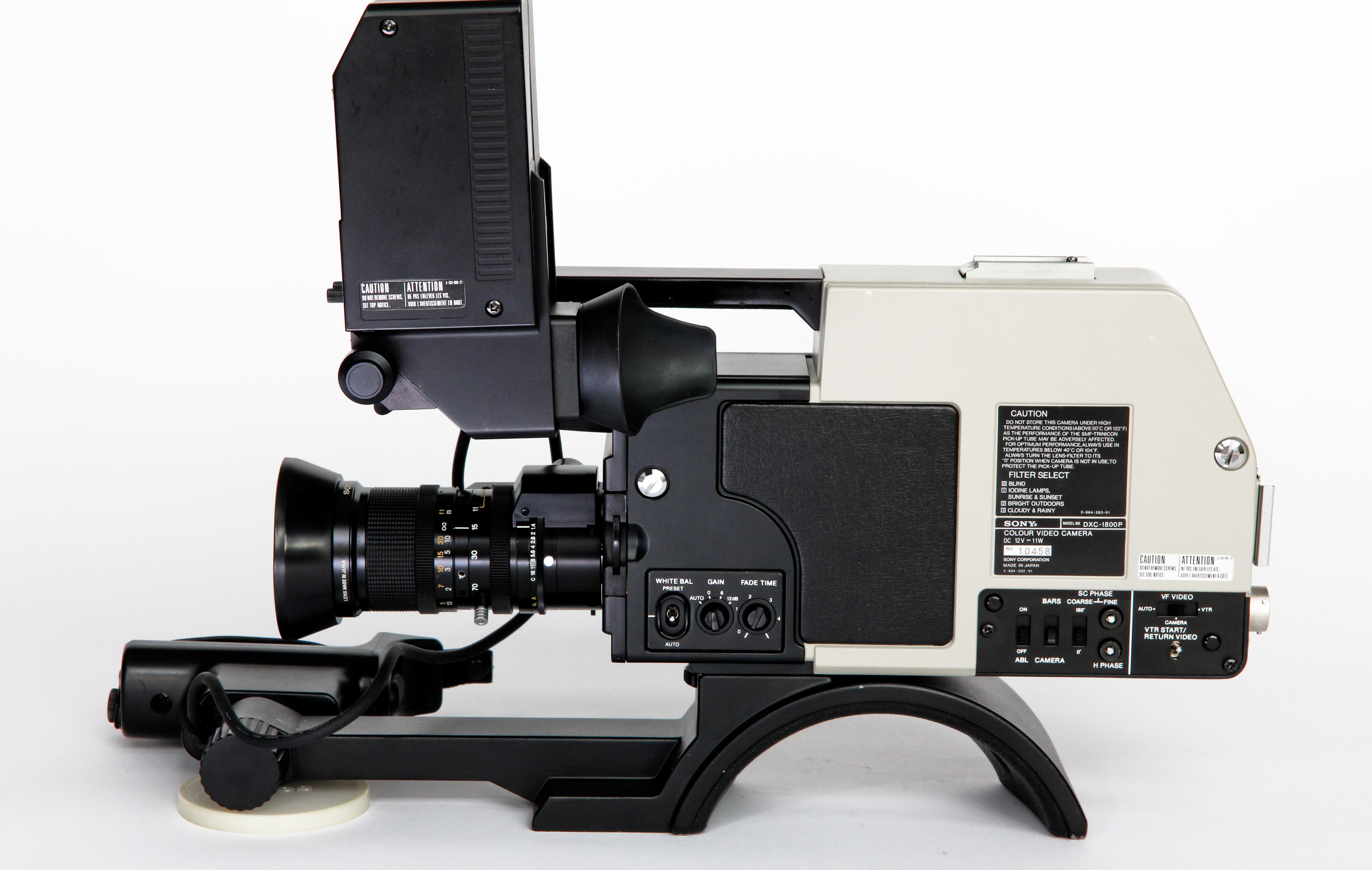 Sony DXC-1800P -  (8 von 9)