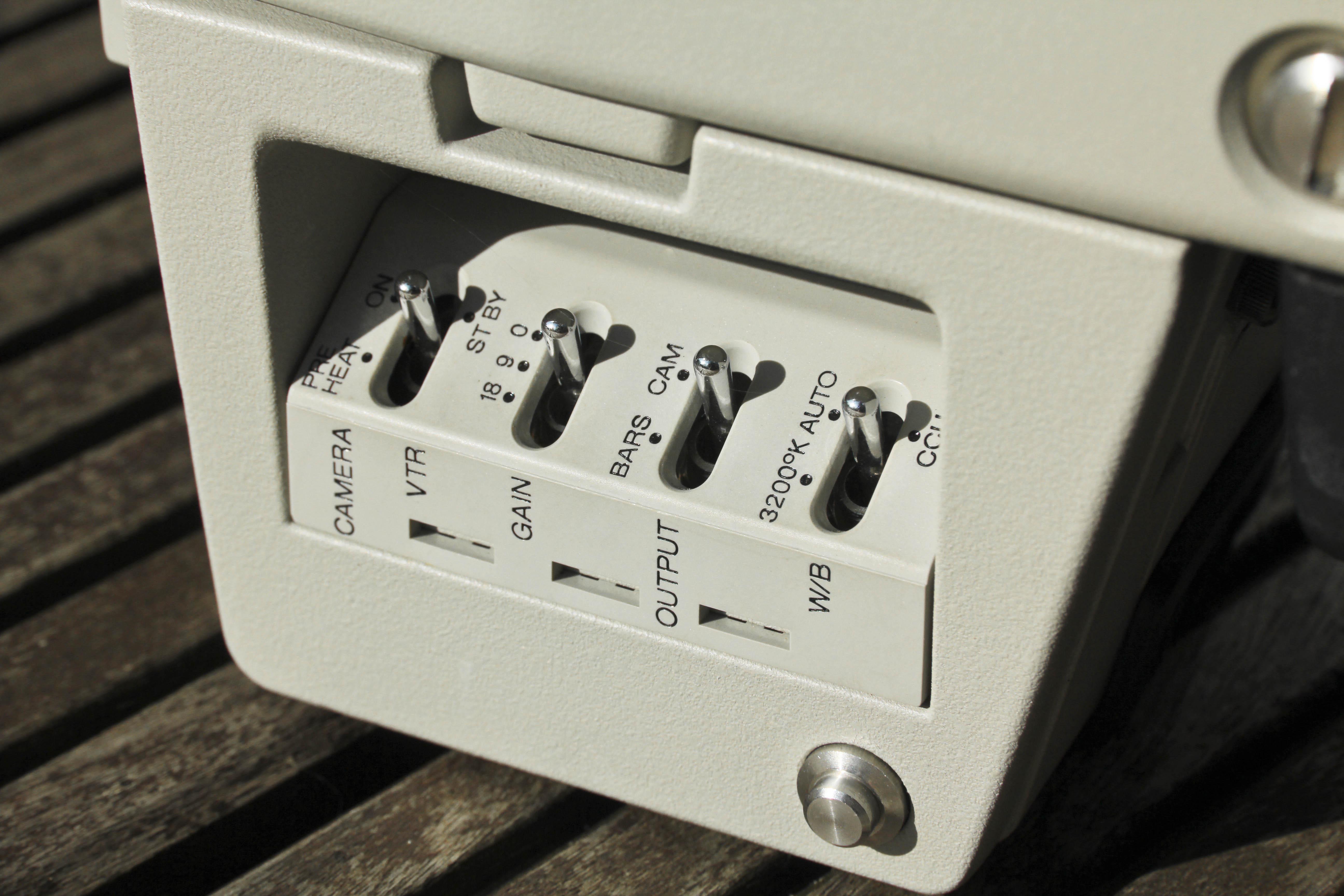 Sony DXC-6000P-4
