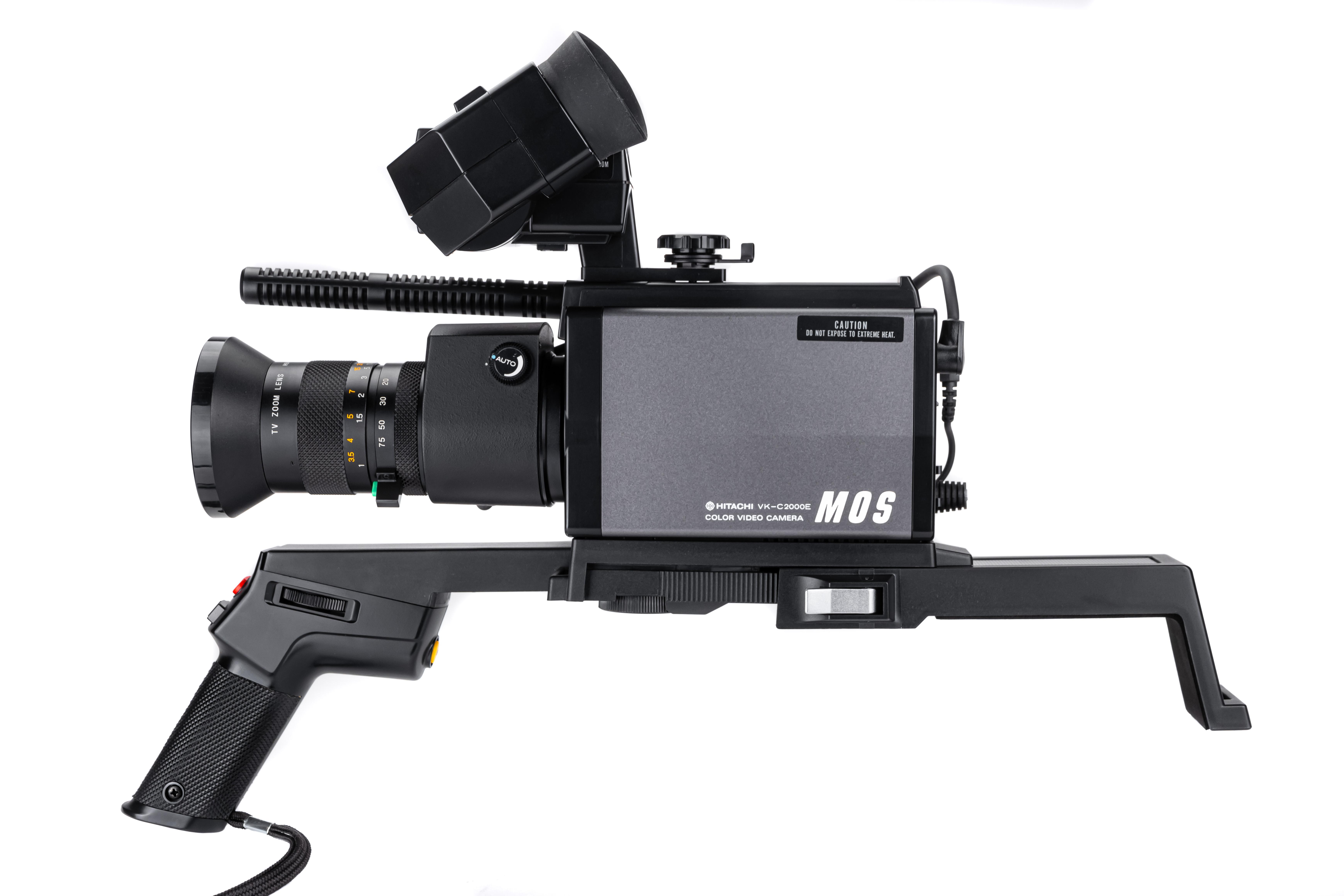 Hitachi VK-C2000E - 1