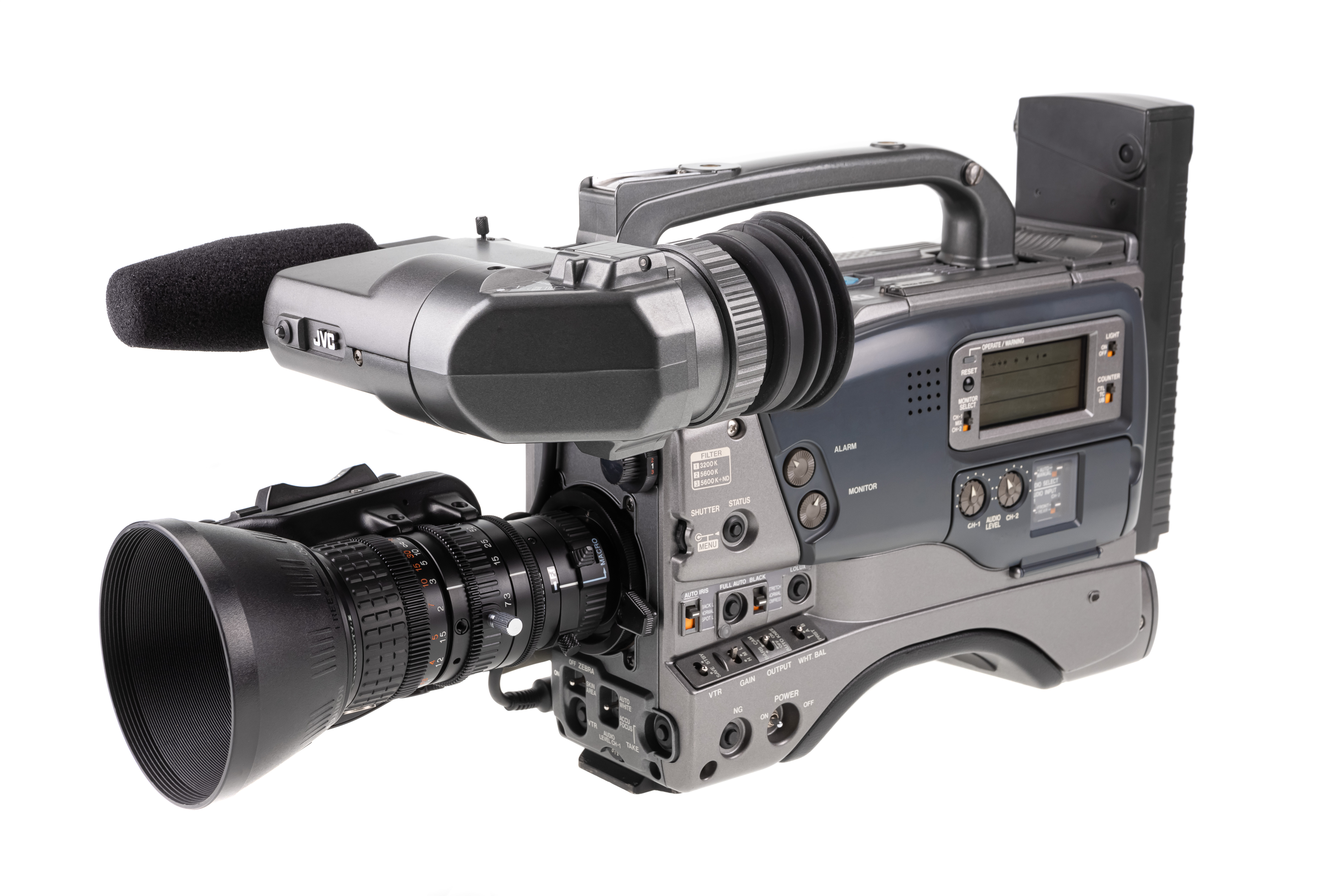 JVC GY-DV500E - 1