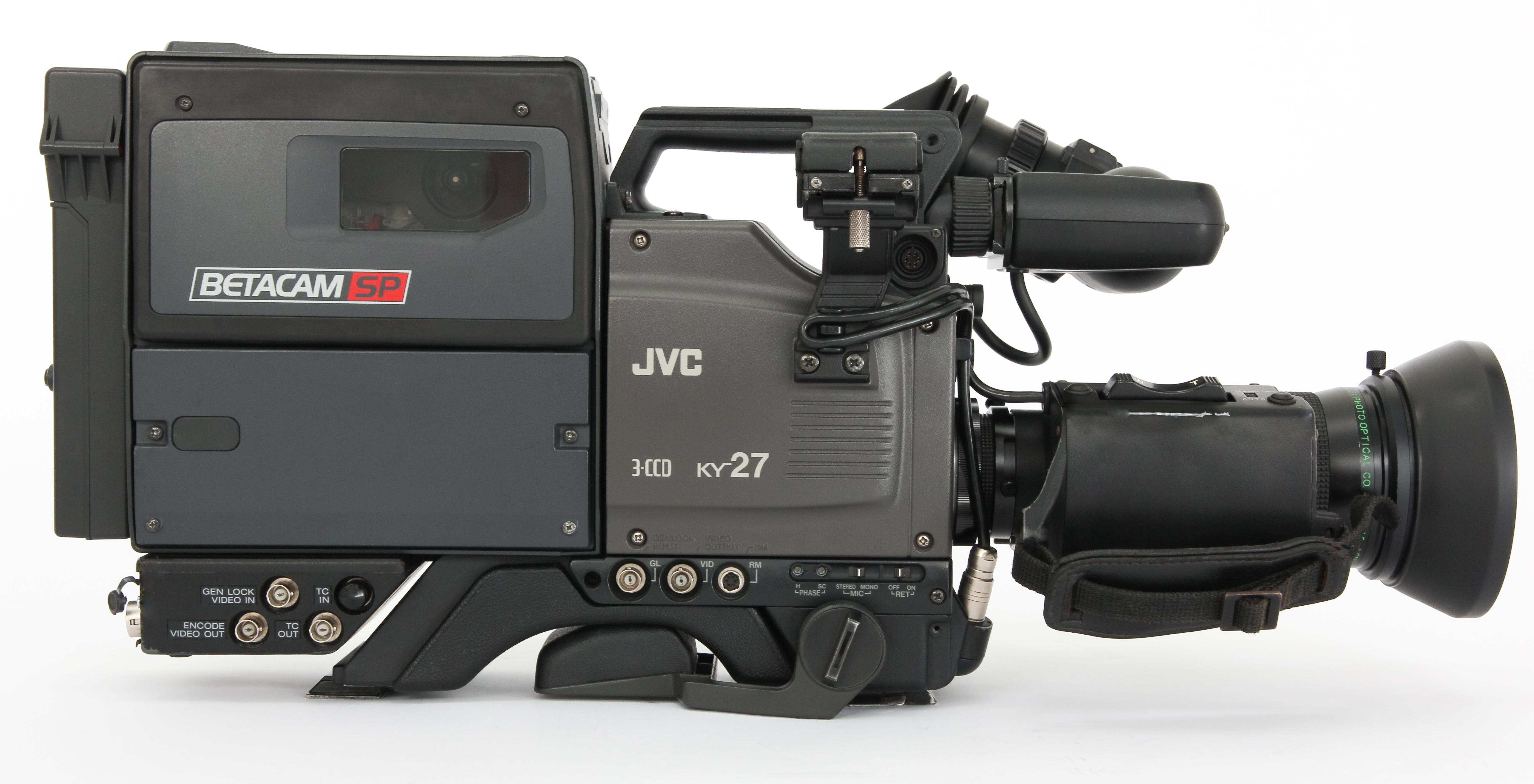 JVC KY-27E Sony BVV-5P (7 von 10)