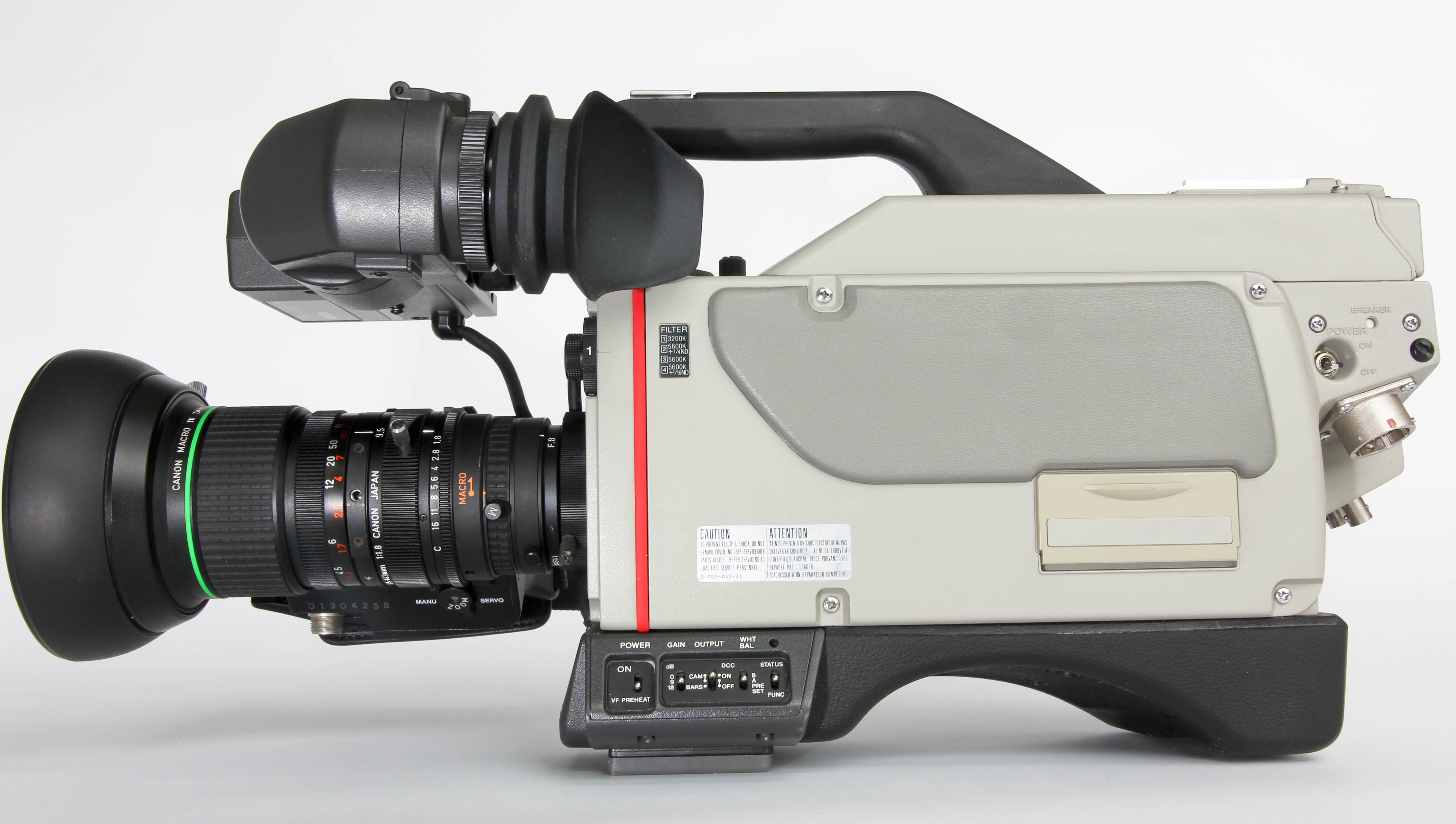 Sony DXC-M7AP -  (6 von 11)