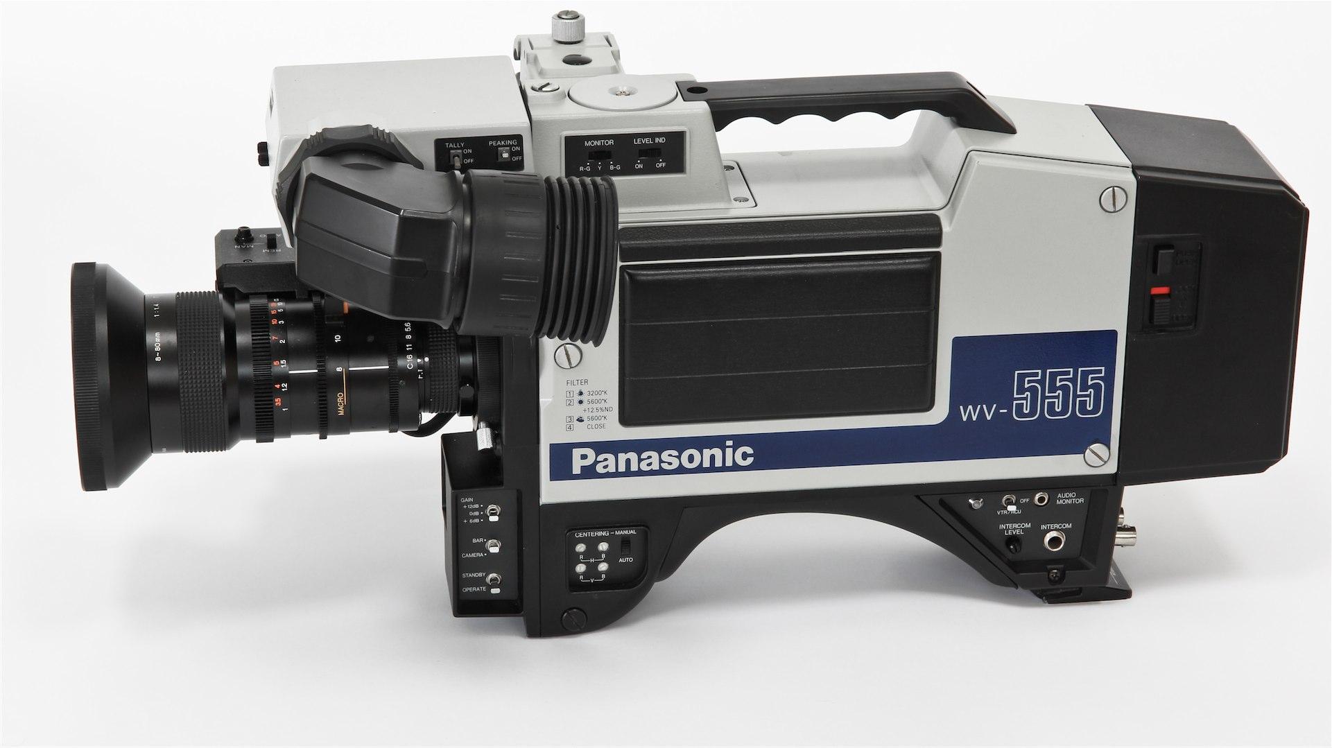 Panasonic WV-555 -  (1 von 19)_1