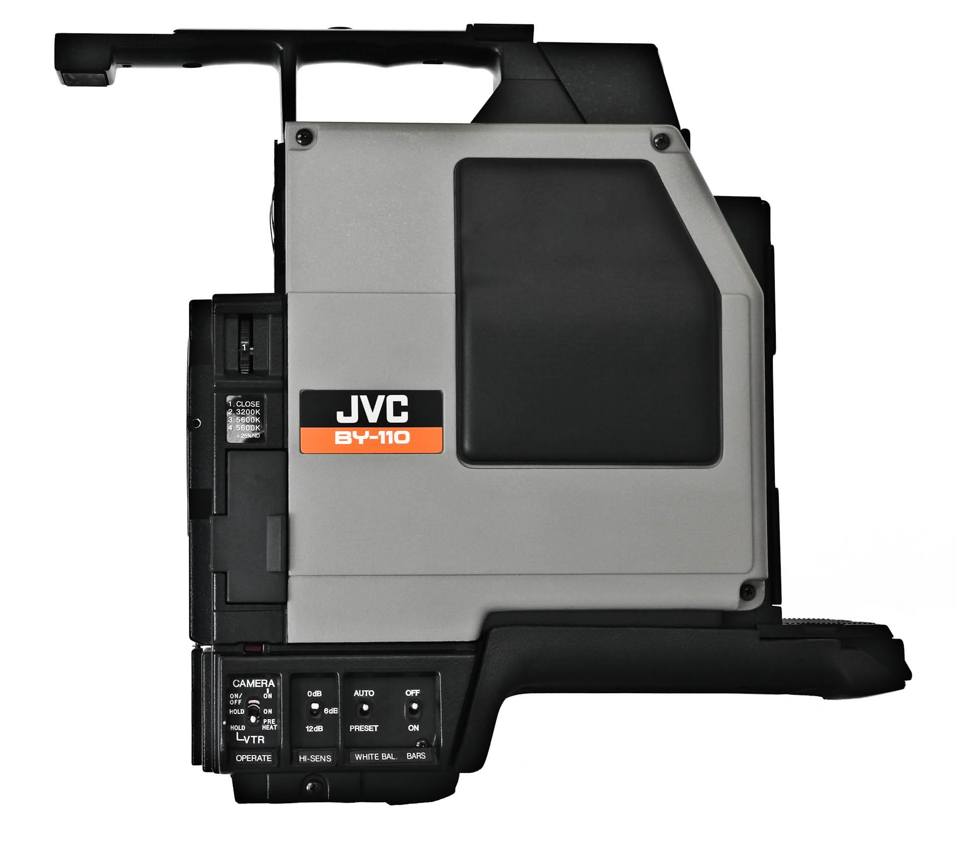 JVC BY-110E (1 von 6)