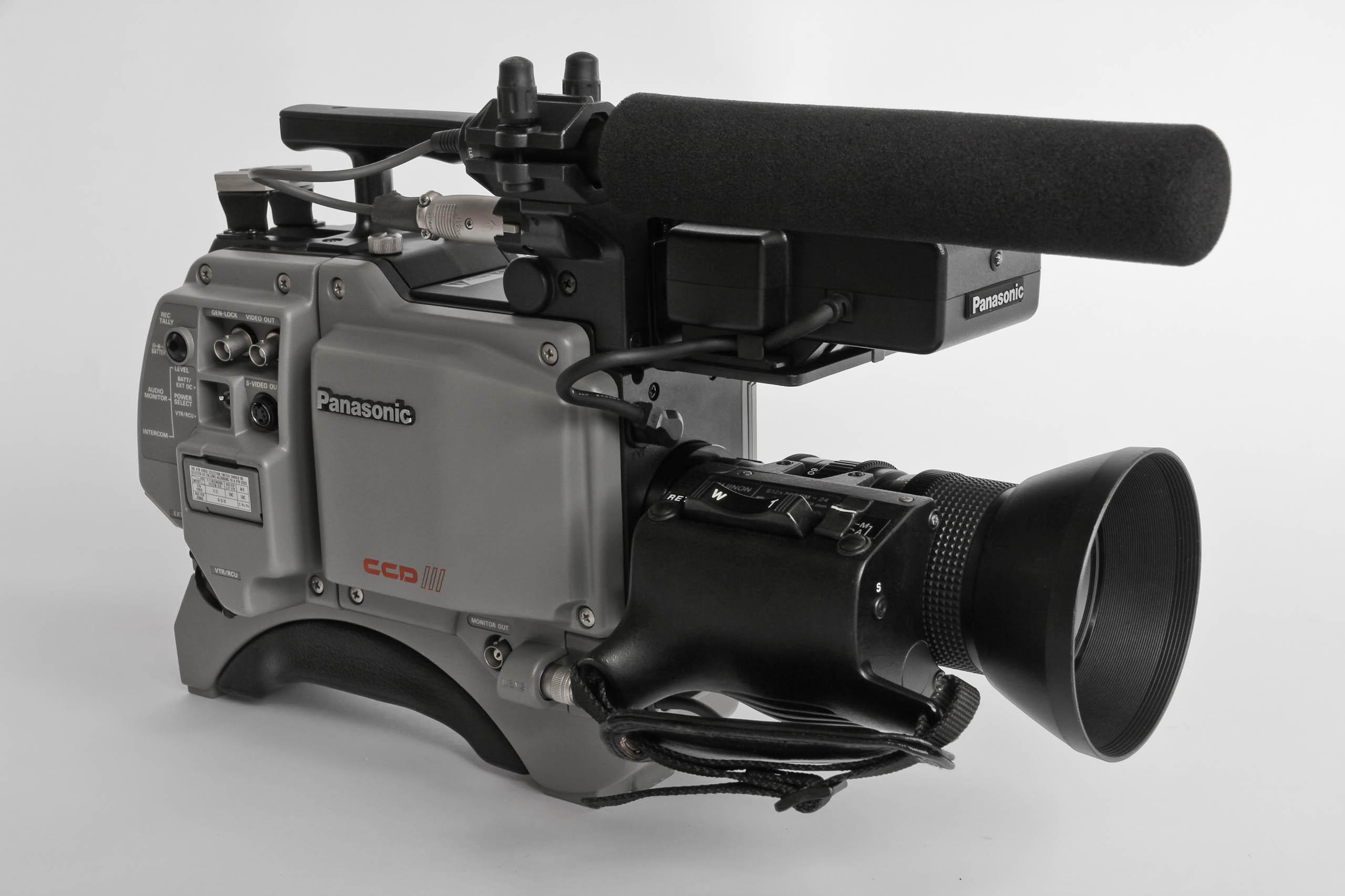 Panasonic WV-F250 (2 von 5)