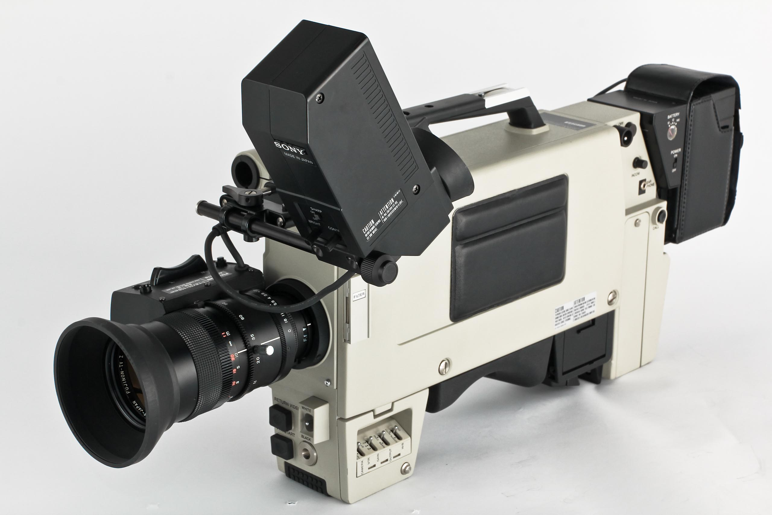 Sony DXC-6000P - 3