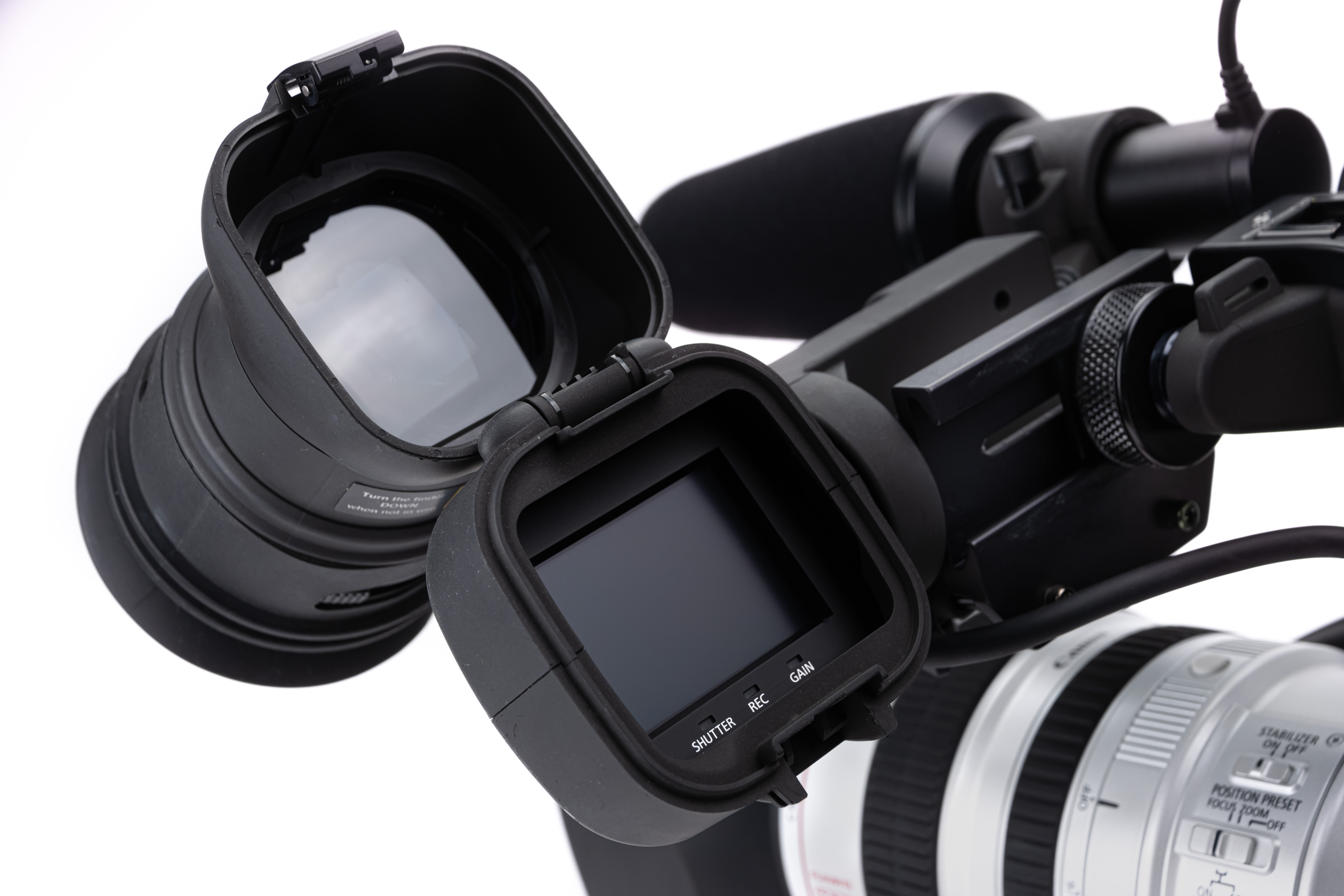 Canon XL2 - 12